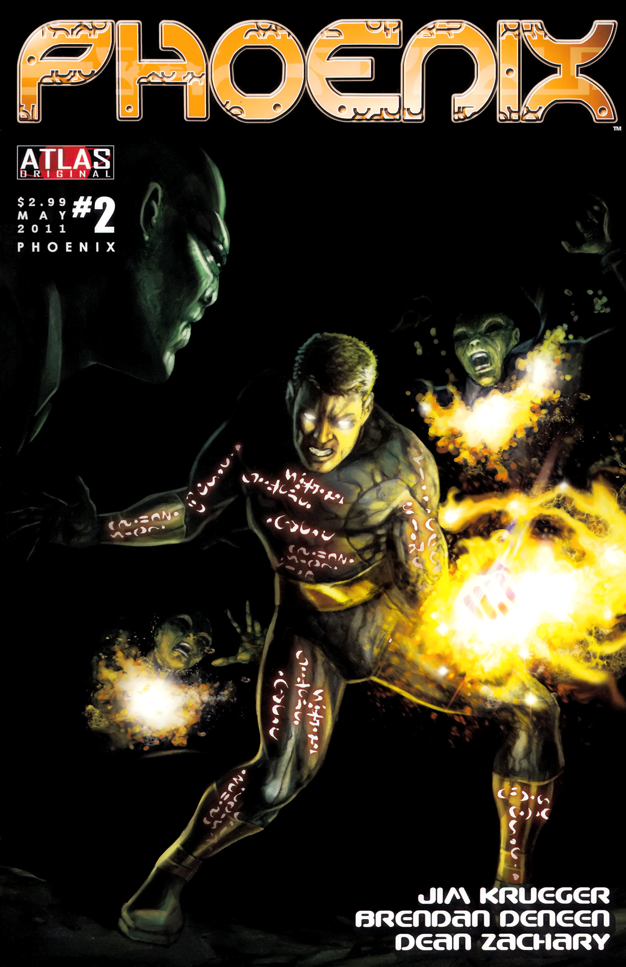 Read online Phoenix comic -  Issue #2 - 1