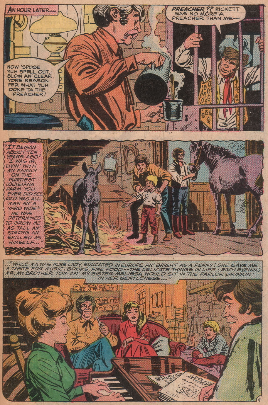 Read online All-Star Western (1970) comic -  Issue #9 - 39