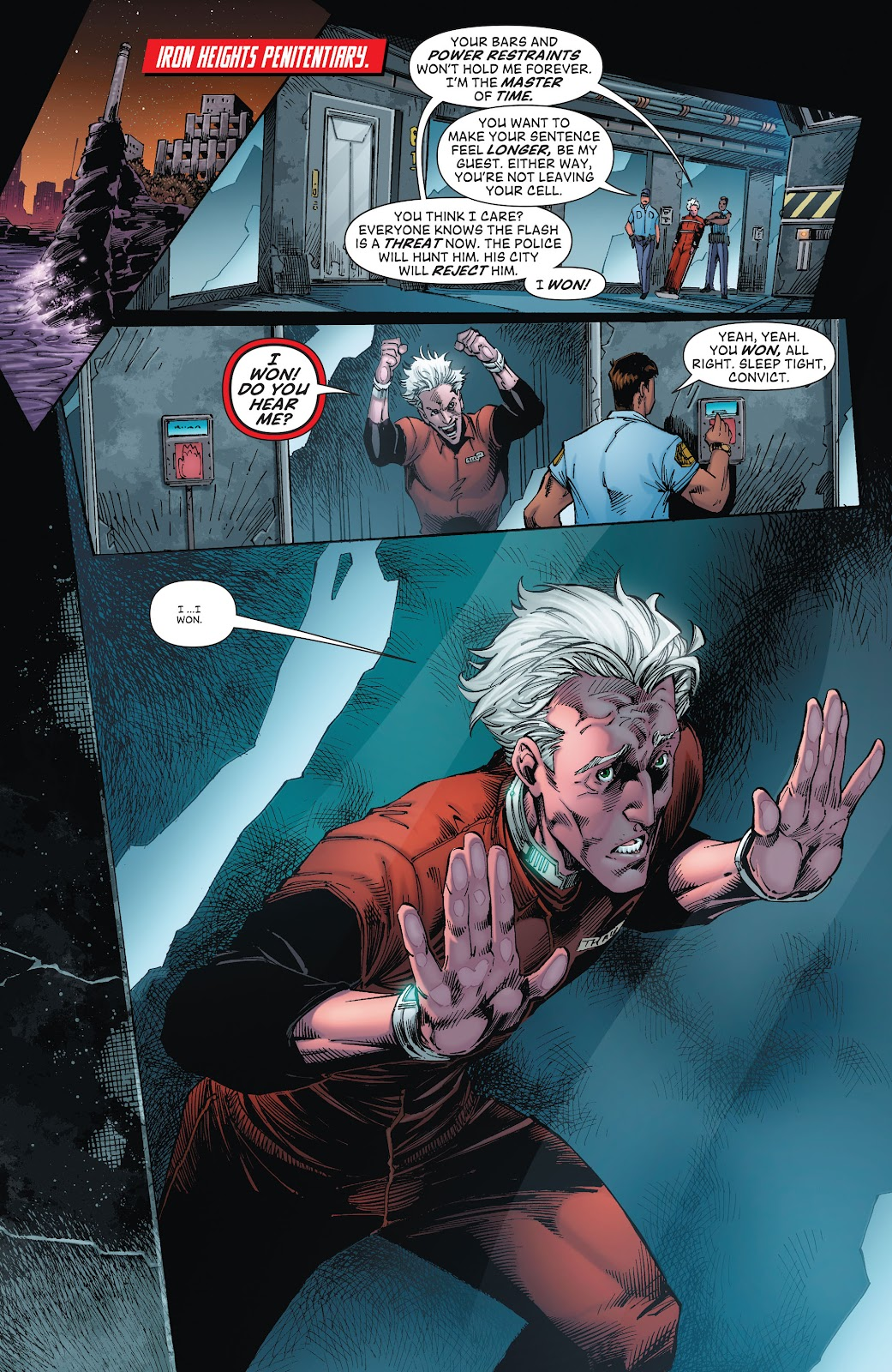 Read online The Flash (2011) comic -  Issue # _TPB 8 (Part 2) - 107