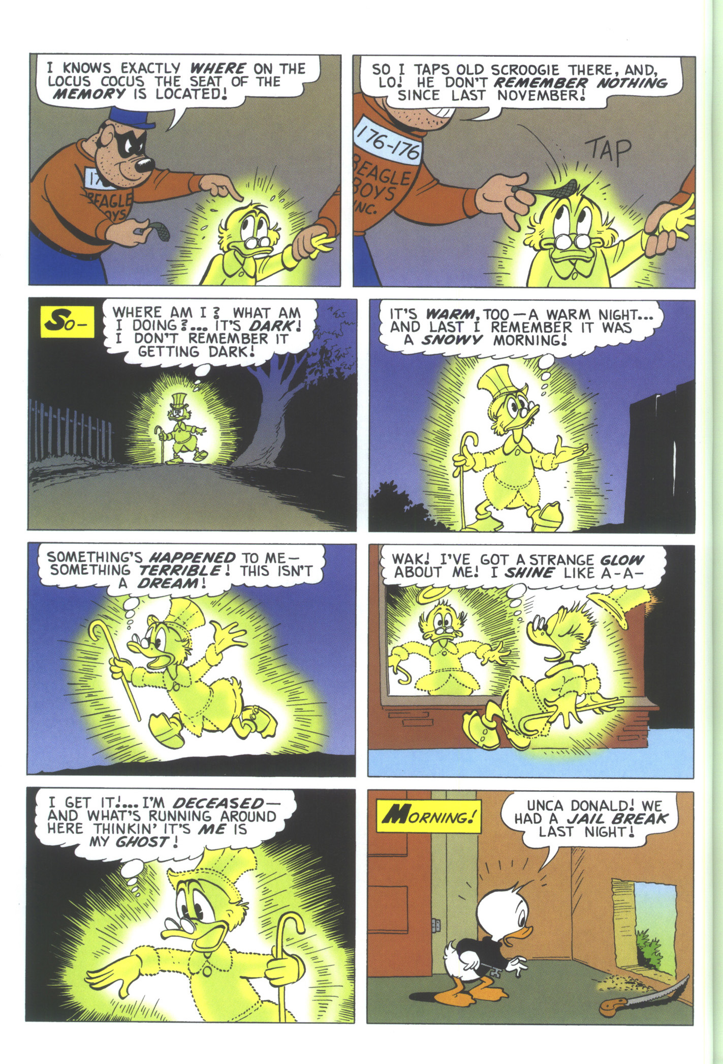 Read online Uncle Scrooge (1953) comic -  Issue #358 - 14