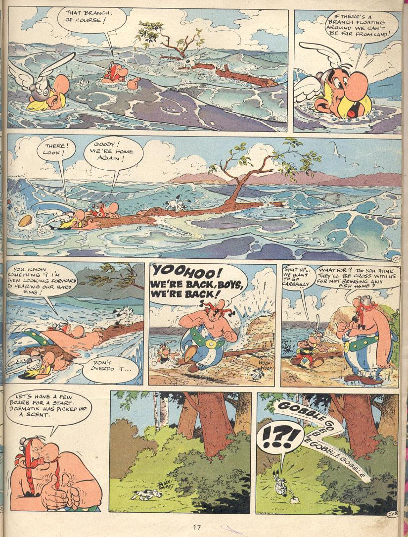 Asterix issue 22 - Page 14