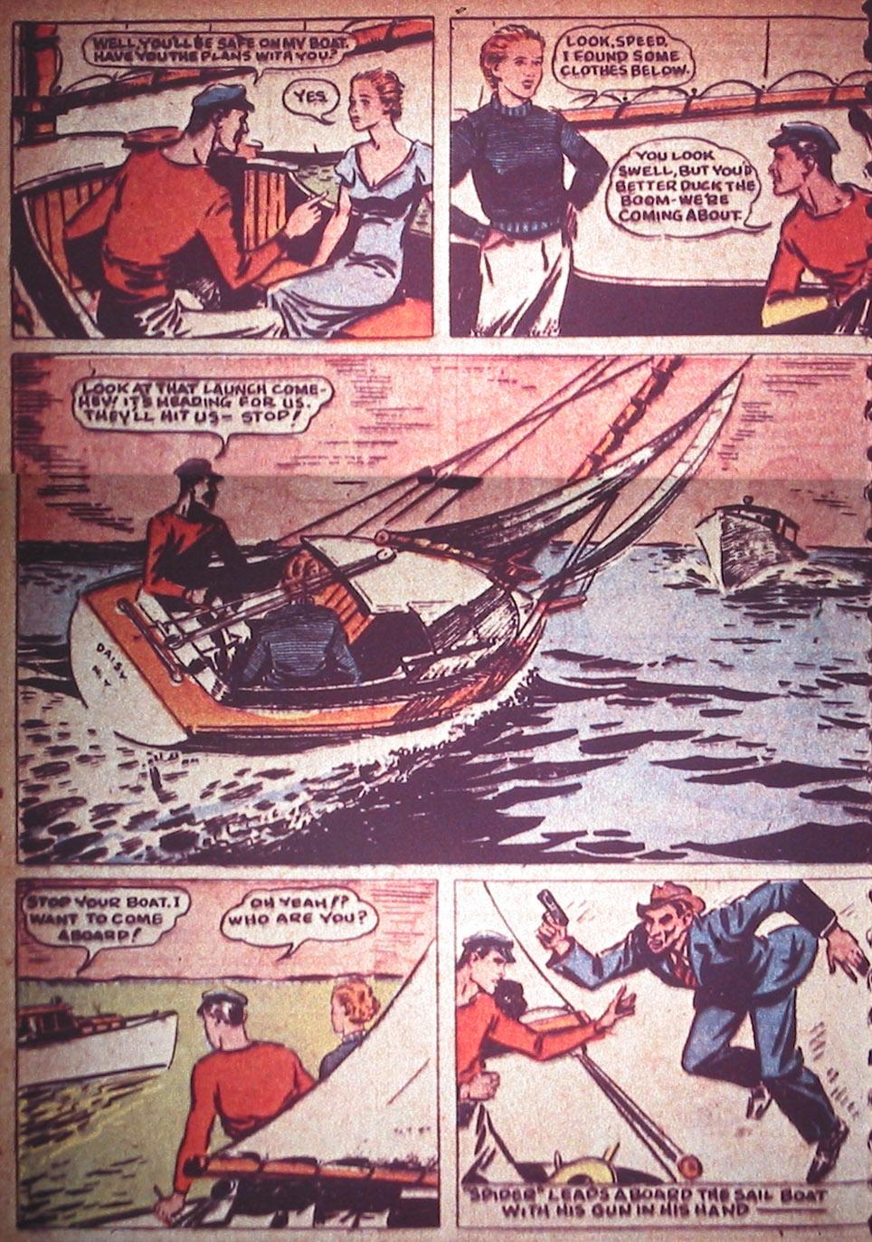 Read online Detective Comics (1937) comic -  Issue #3 - 6