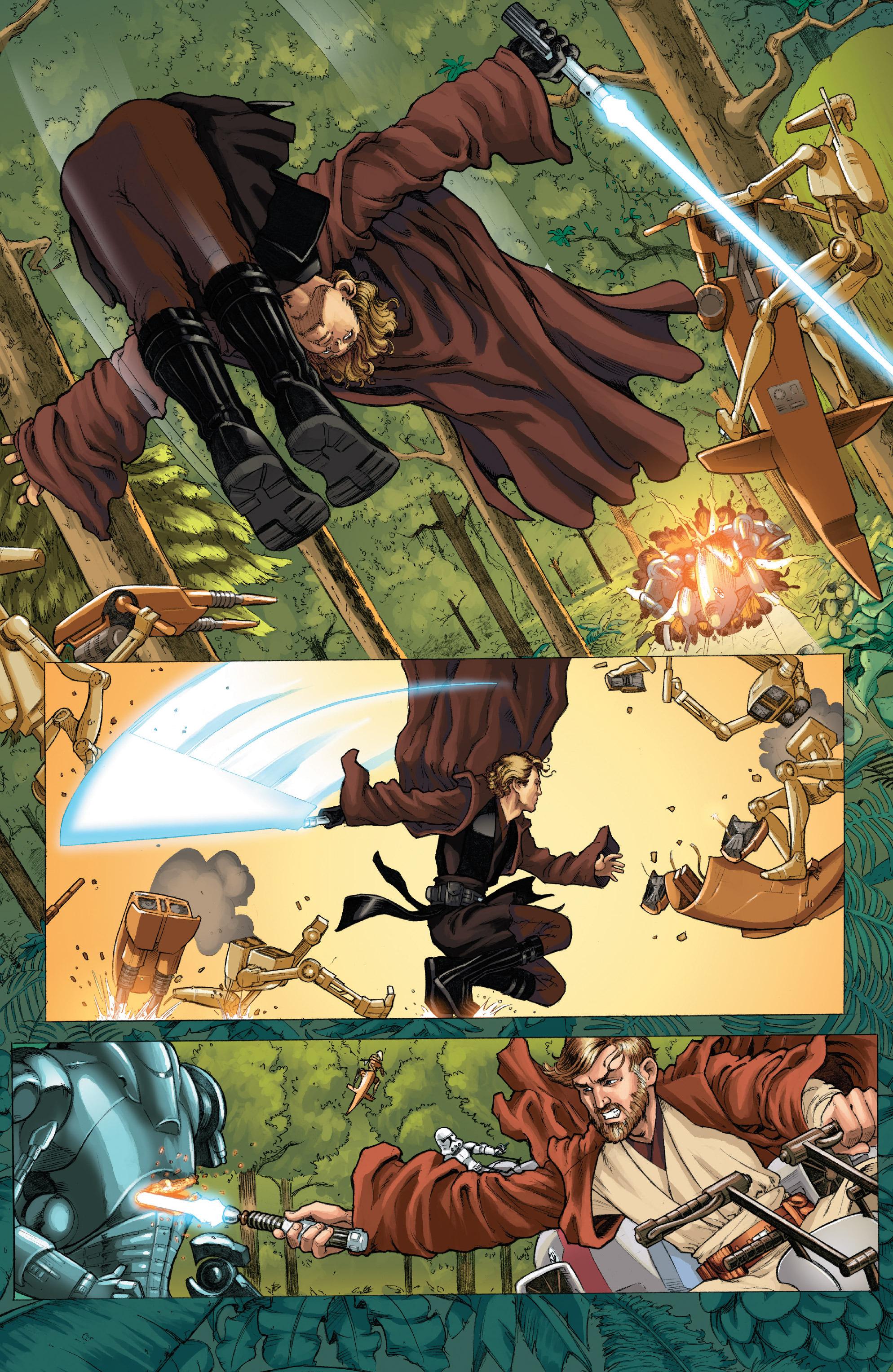 Read online Star Wars Omnibus comic -  Issue # Vol. 26 - 196