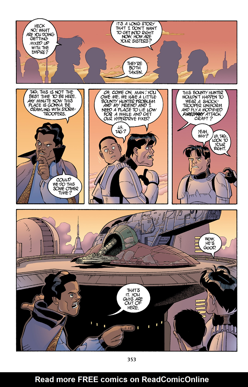 Read online Star Wars Omnibus comic -  Issue # Vol. 30 - 346