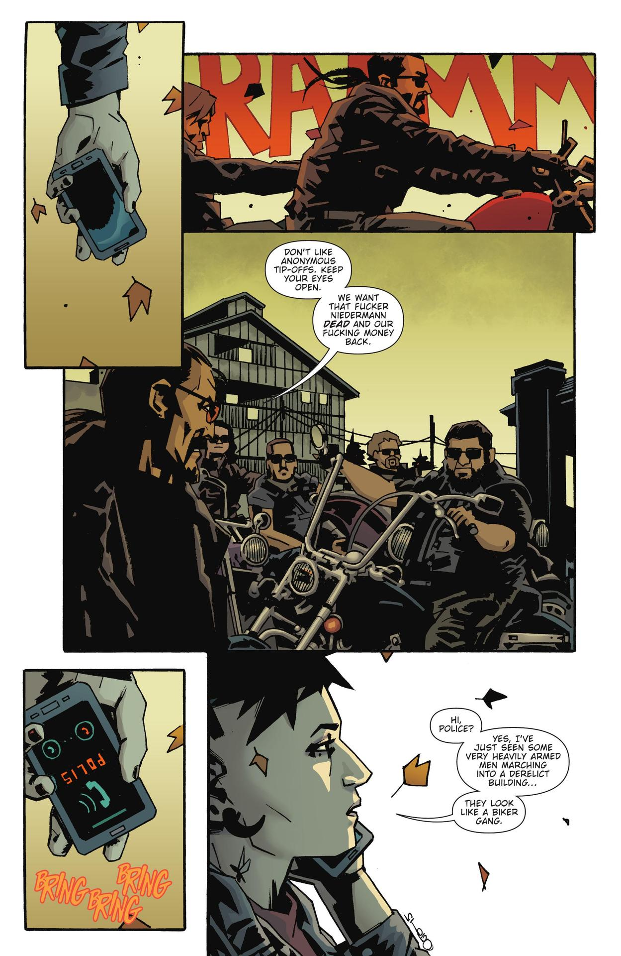Read online The Girl Who Kicked The Hornet's Nest comic -  Issue # TPB - 259