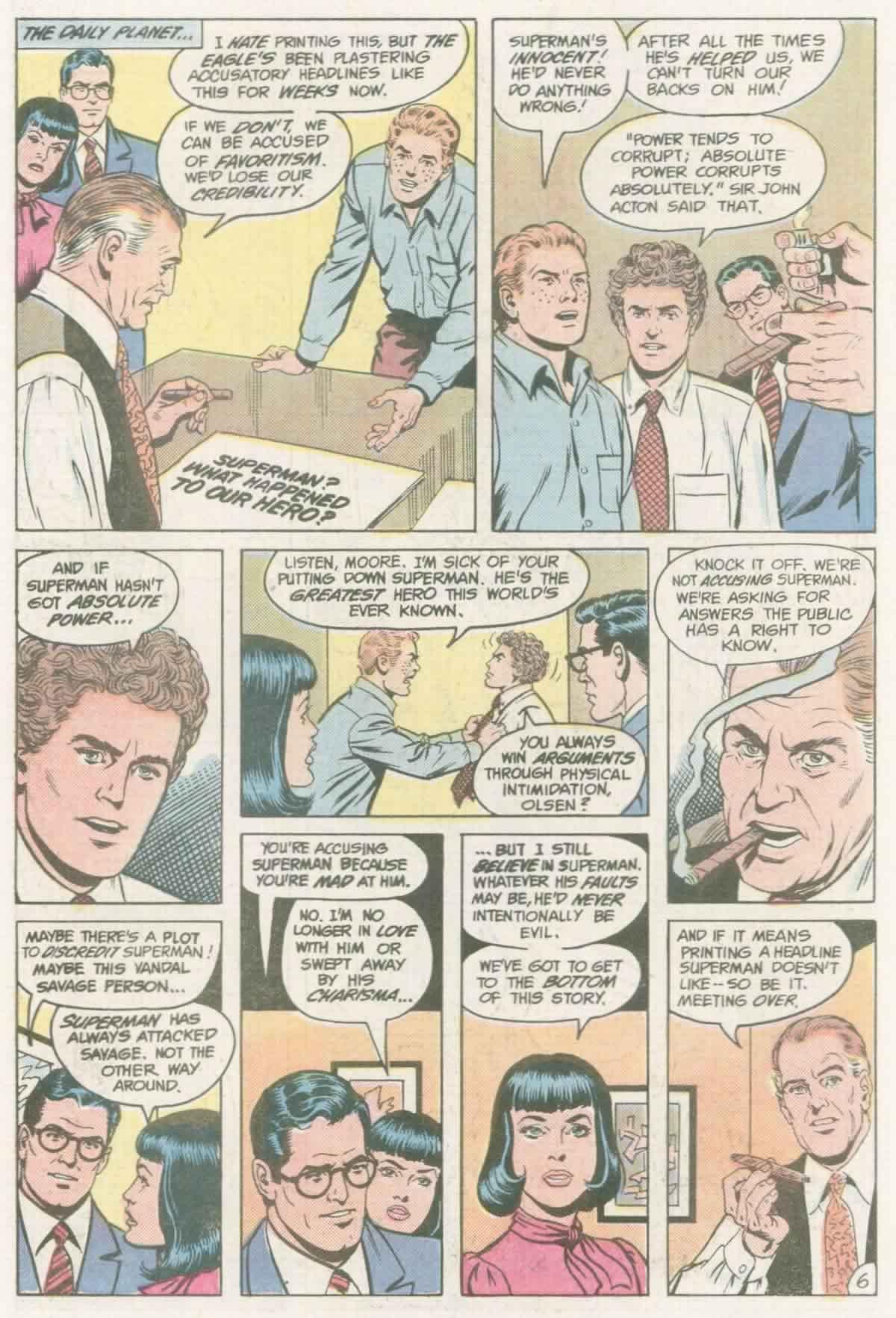 Action Comics (1938) 556 Page 6