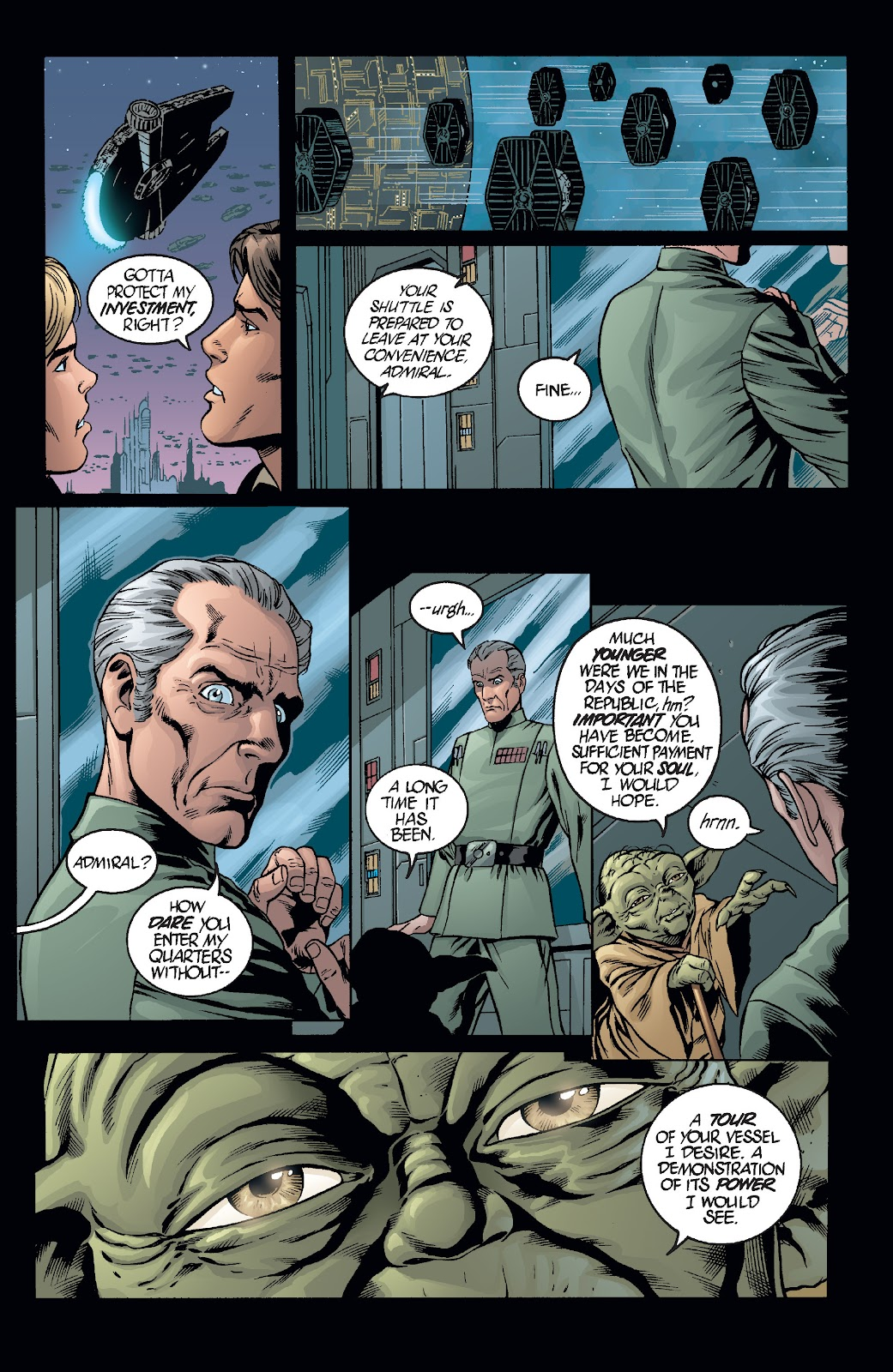 Read online Star Wars Legends: Infinities - Epic Collection comic -  Issue # TPB (Part 1) - 83