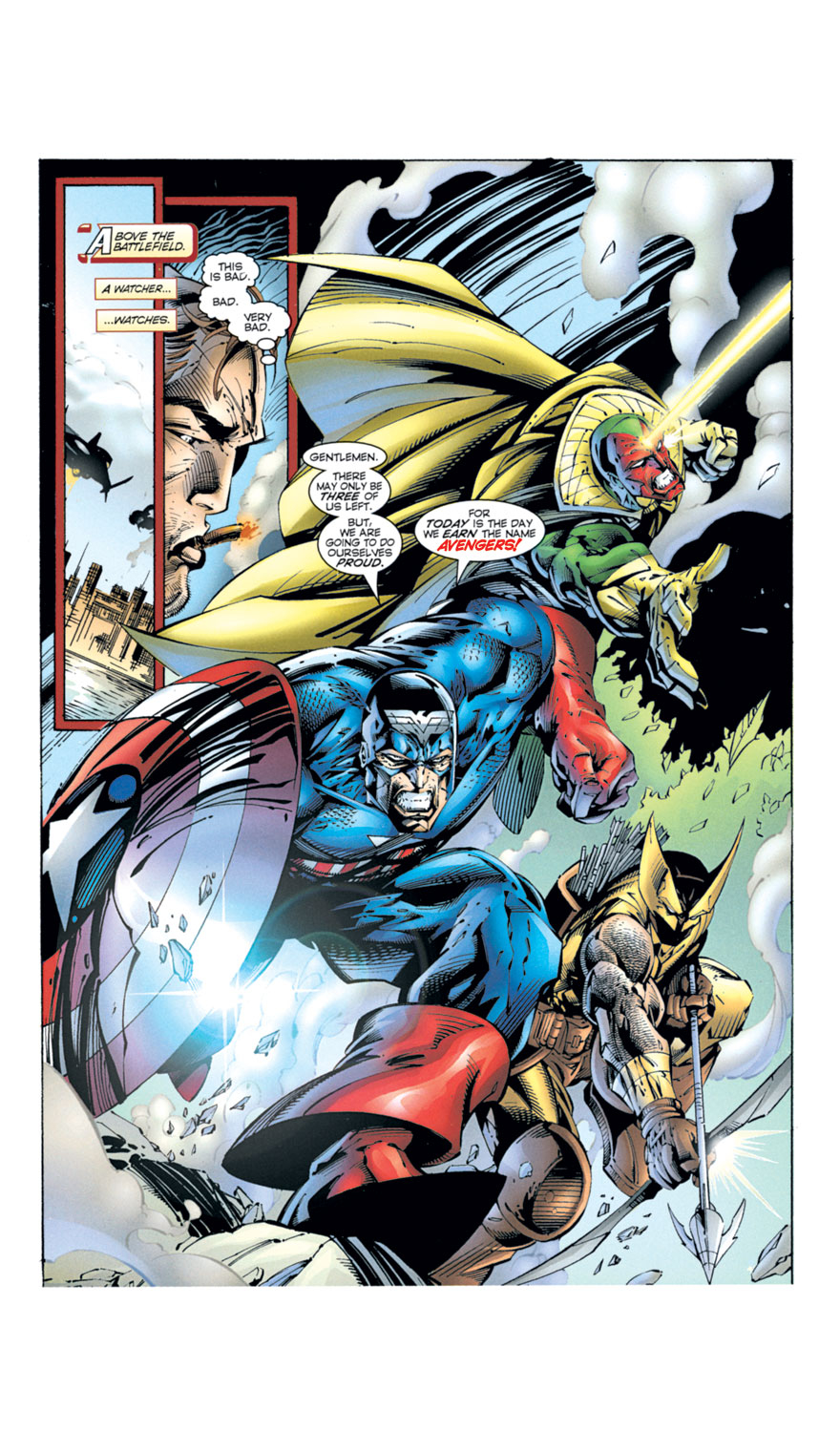 Read online Avengers (1996) comic -  Issue #2 - 15