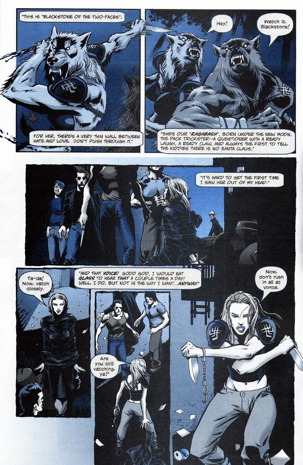 Read online Werewolf the Apocalypse comic -  Issue # Get of Fenris - 6