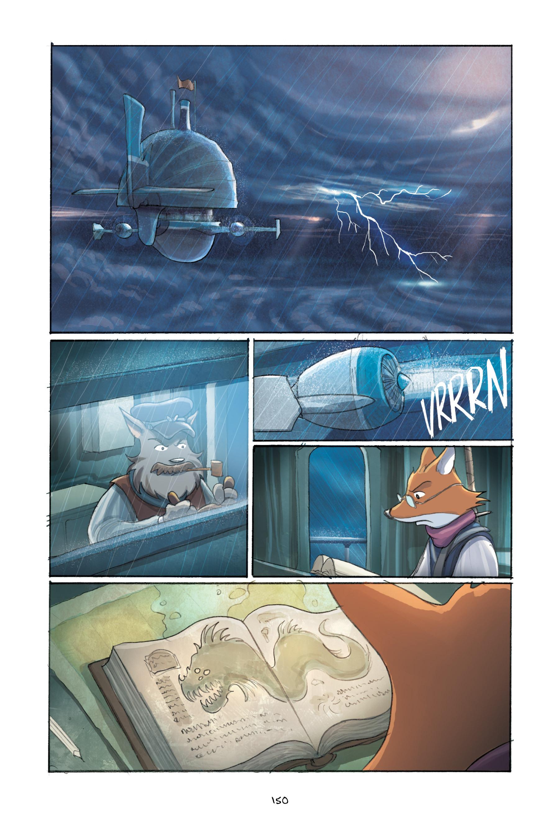 Read online Amulet comic -  Issue #3 - 147