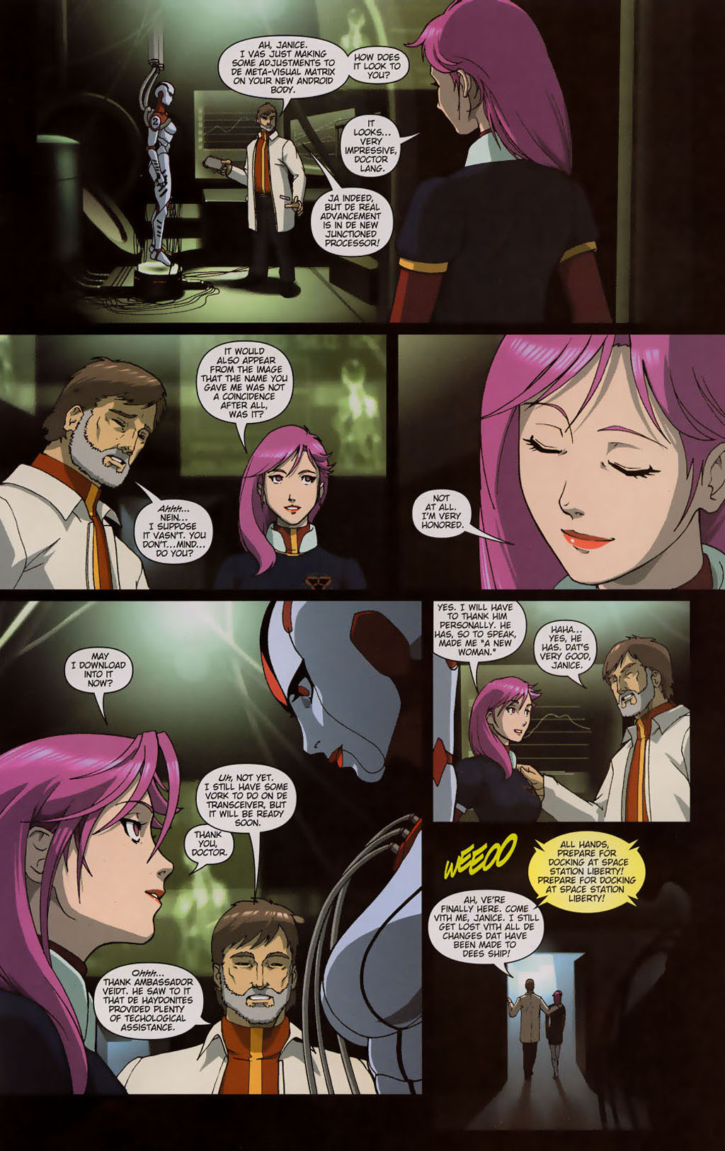 Read online Robotech: Prelude to the Shadow Chronicles comic -  Issue #3 - 10