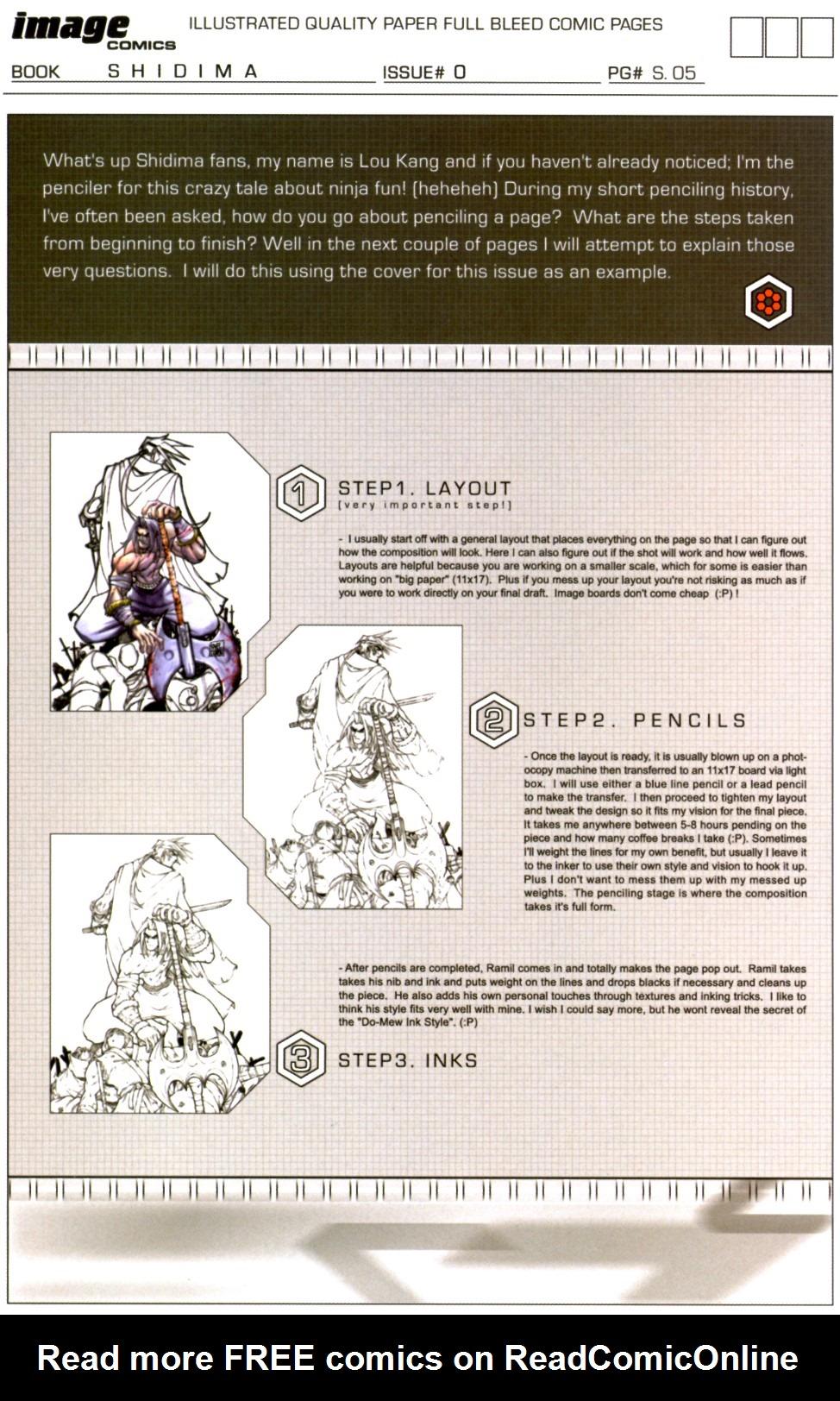 Read online Shidima comic -  Issue #0 - 18