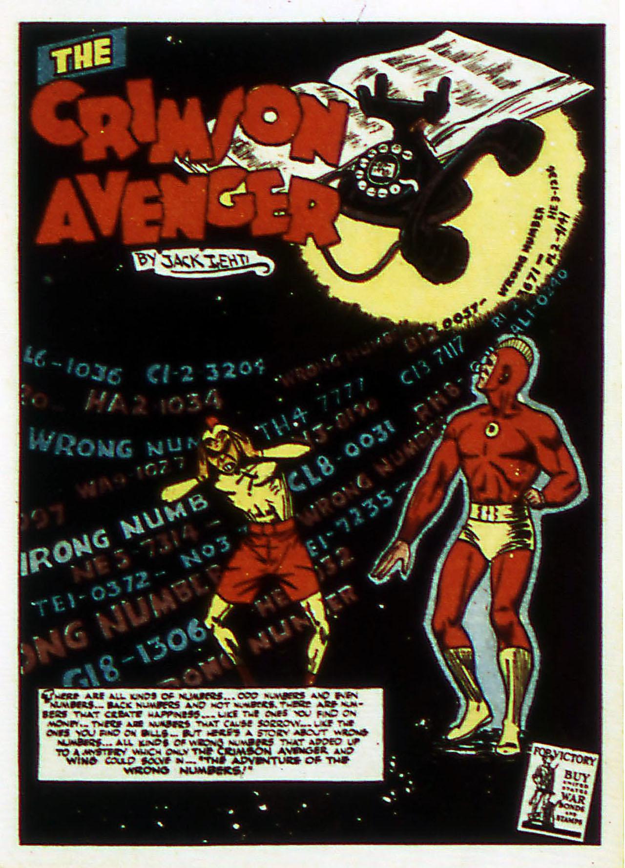 Read online Detective Comics (1937) comic -  Issue #72 - 32