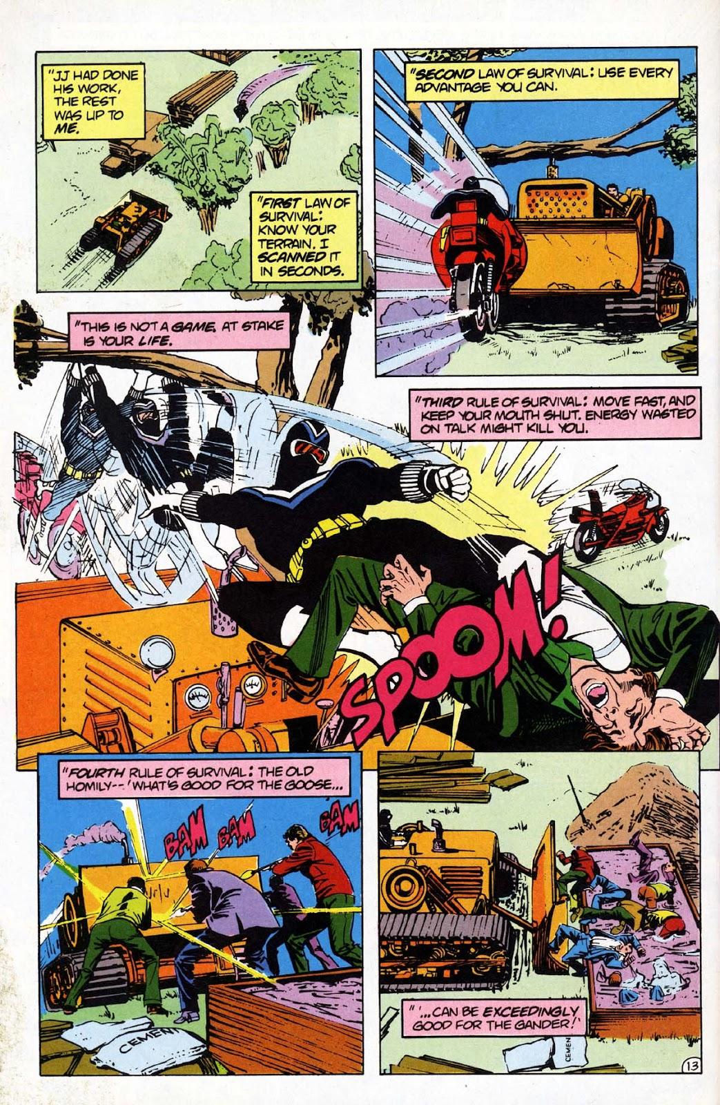 Vigilante (1983) issue 1 - Page 14