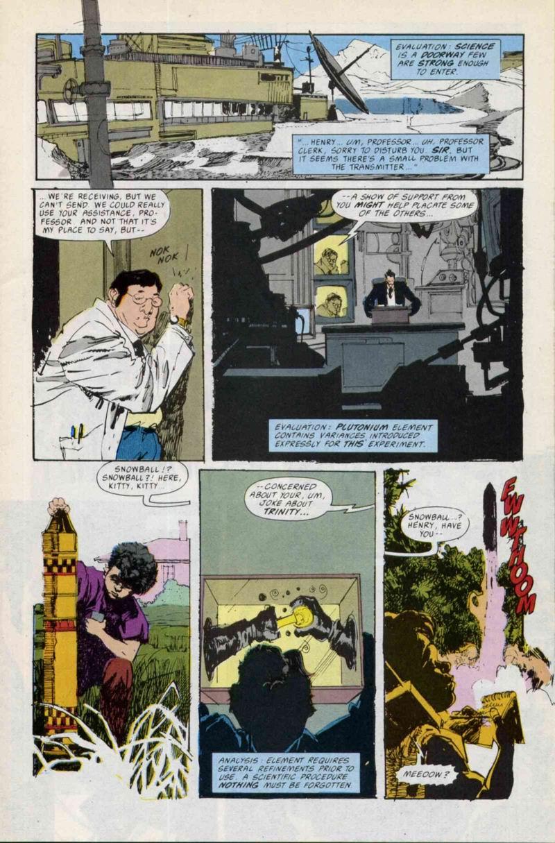 Read online Doctor Zero comic -  Issue #3 - 5