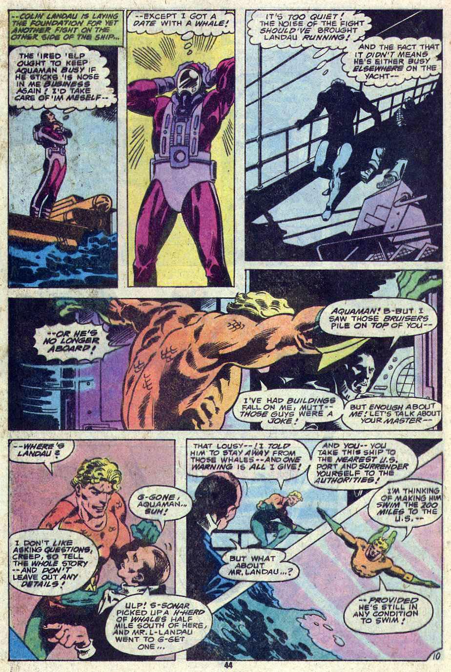 Read online Adventure Comics (1938) comic -  Issue #460 - 44