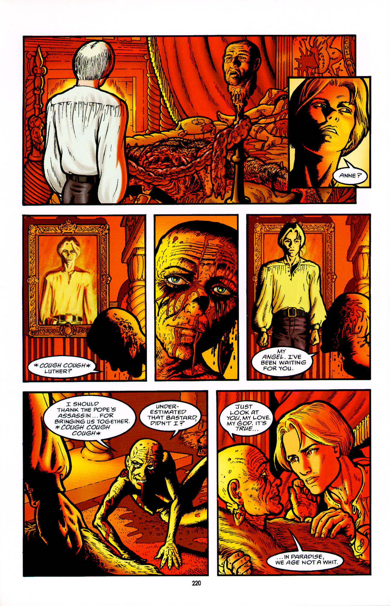 Read online Heart of Empire comic -  Issue #7 - 26