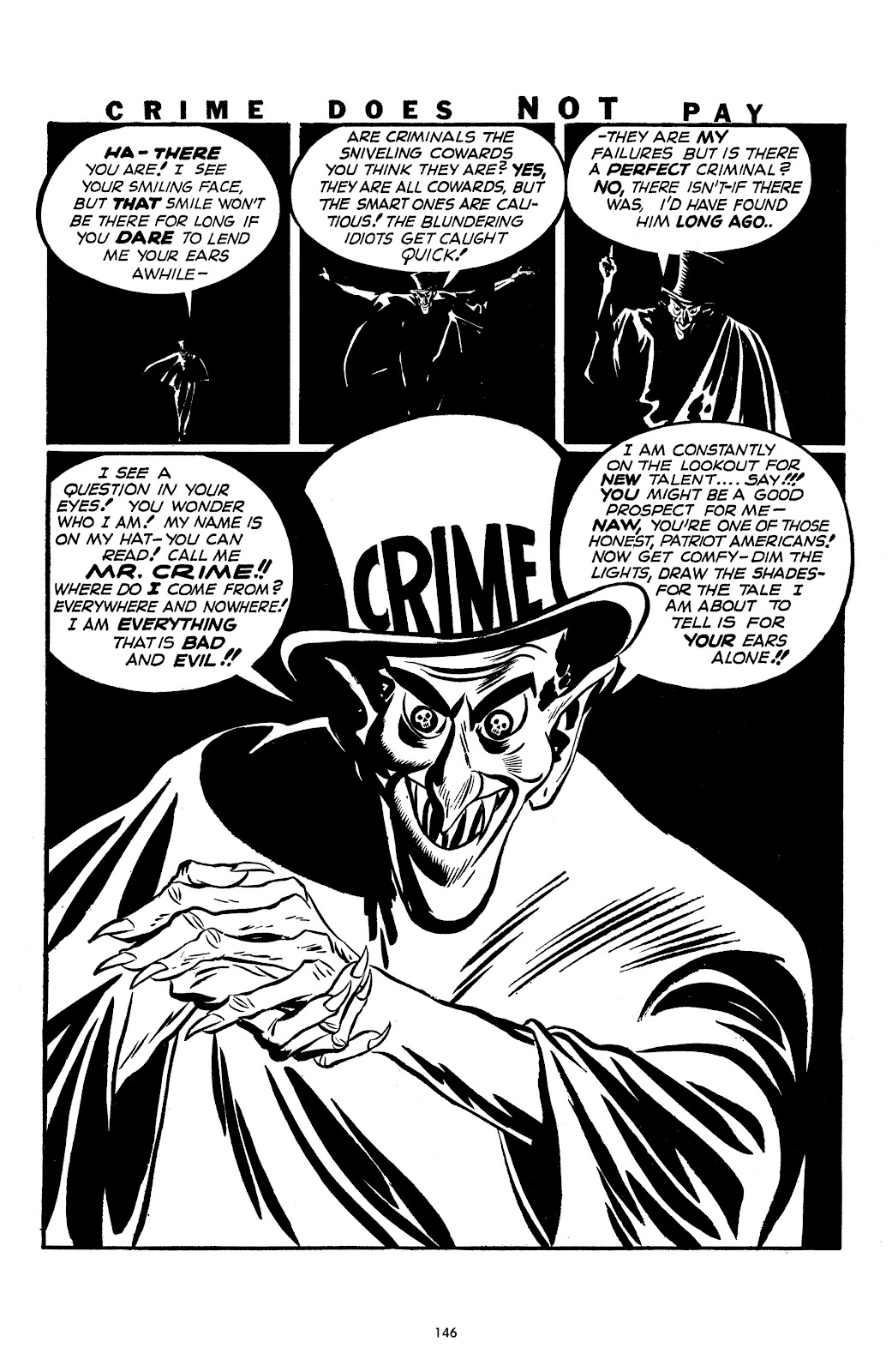 Read online Crime Does Not Pay Archives comic -  Issue # TPB 1 (Part 2) - 49