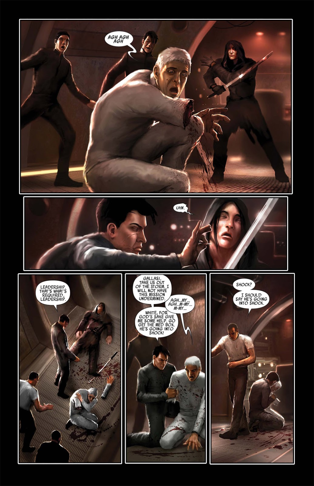 Read online After Dark comic -  Issue #1 - 49