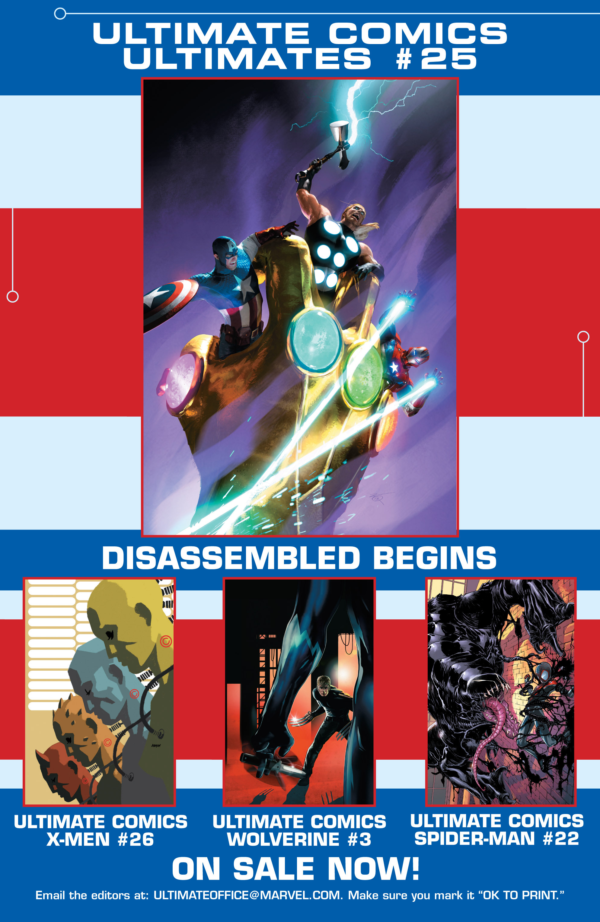 Read online Ultimate Comics Ultimates comic -  Issue #24 - 22
