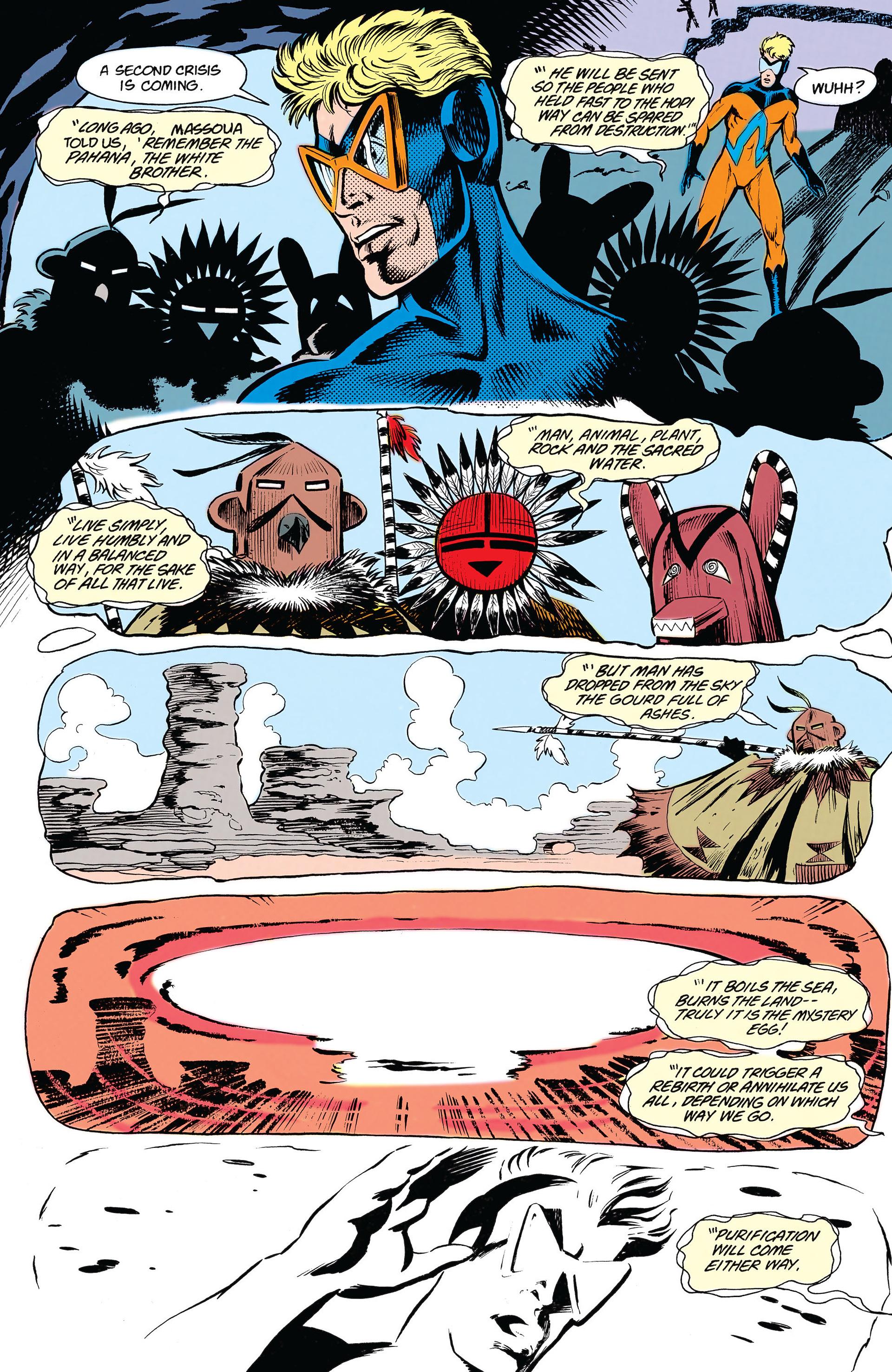 Read online Animal Man (1988) comic -  Issue #18 - 20