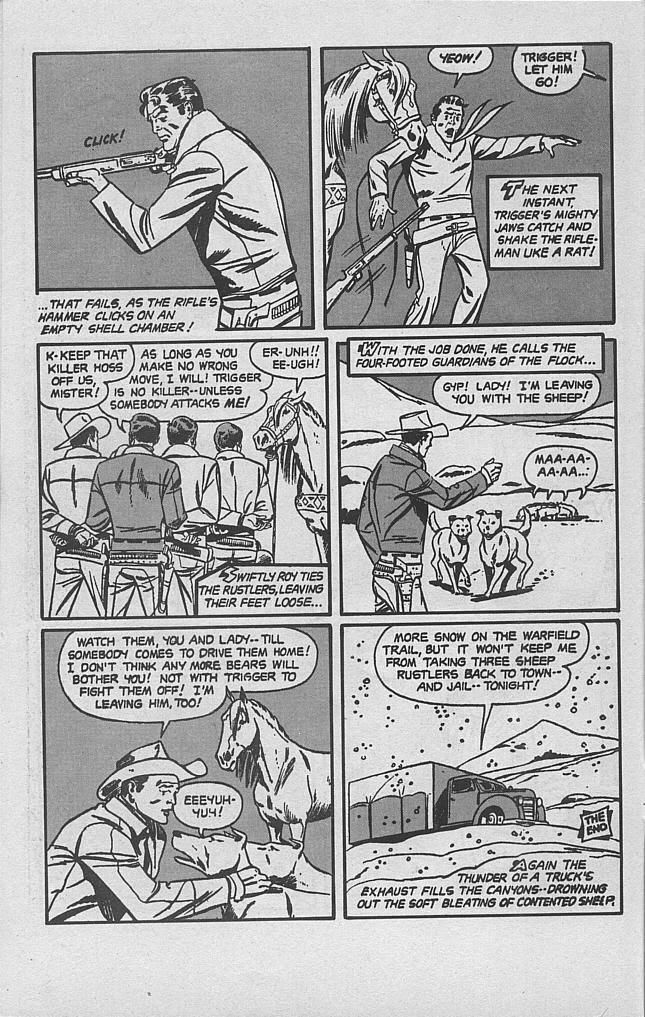 Read online Roy Rogers comic -  Issue #1 - 16