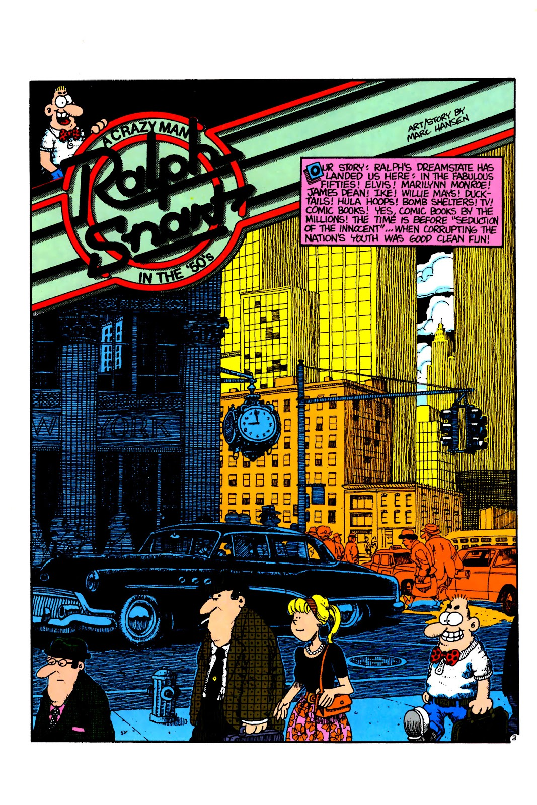 Ralph Snart Adventures (1988) issue 16 - Page 27