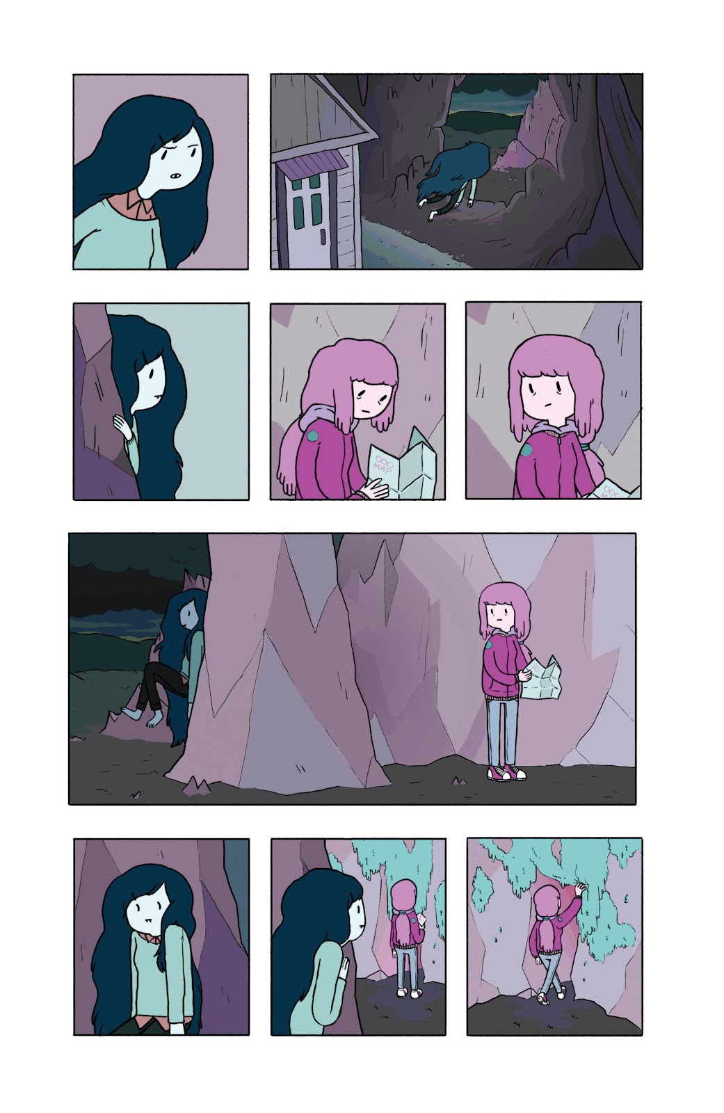 Adventure Time 2013 Summer Special issue Full - Page 21
