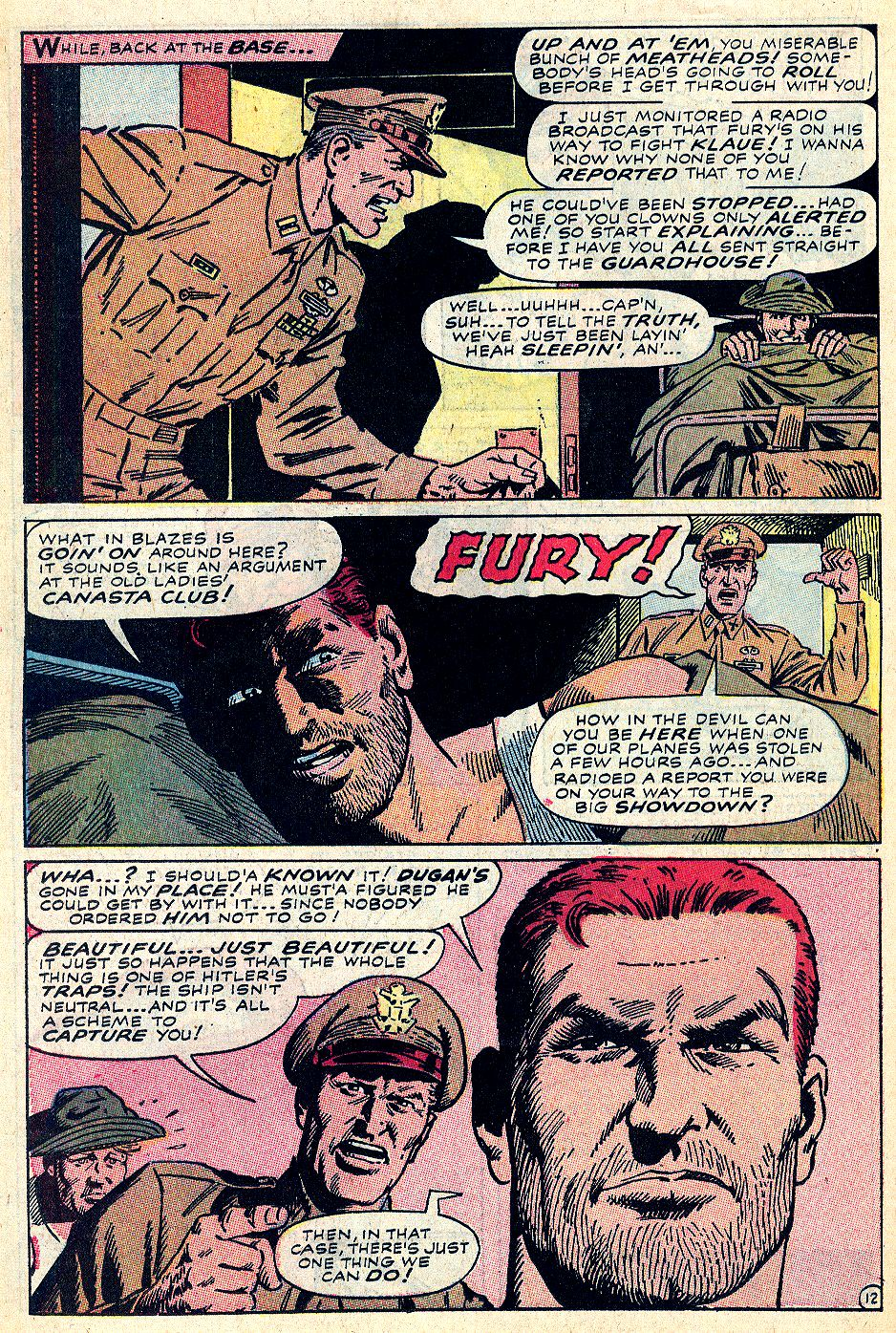 Read online Sgt. Fury comic -  Issue #59 - 18