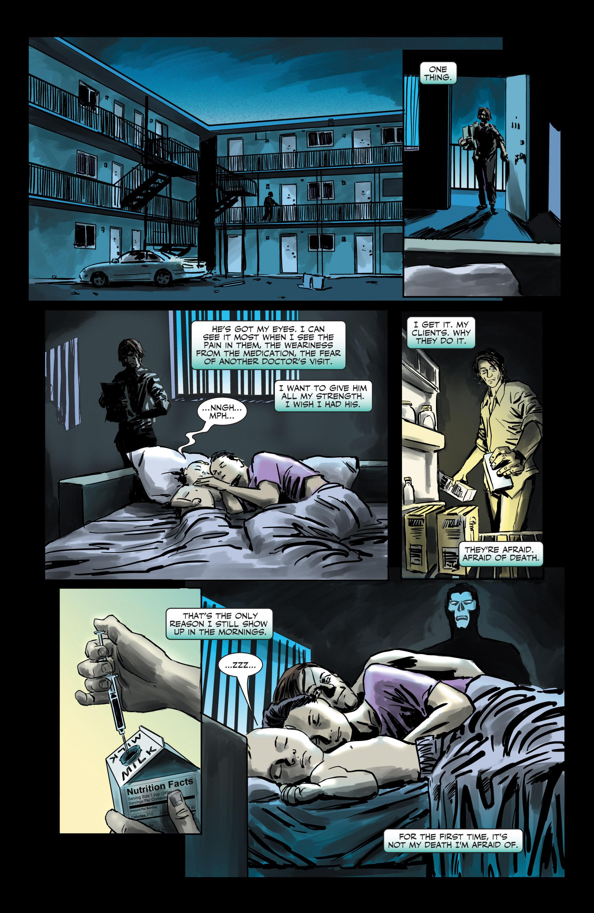 Read online Shadowman (2012) comic -  Issue #12 - 17