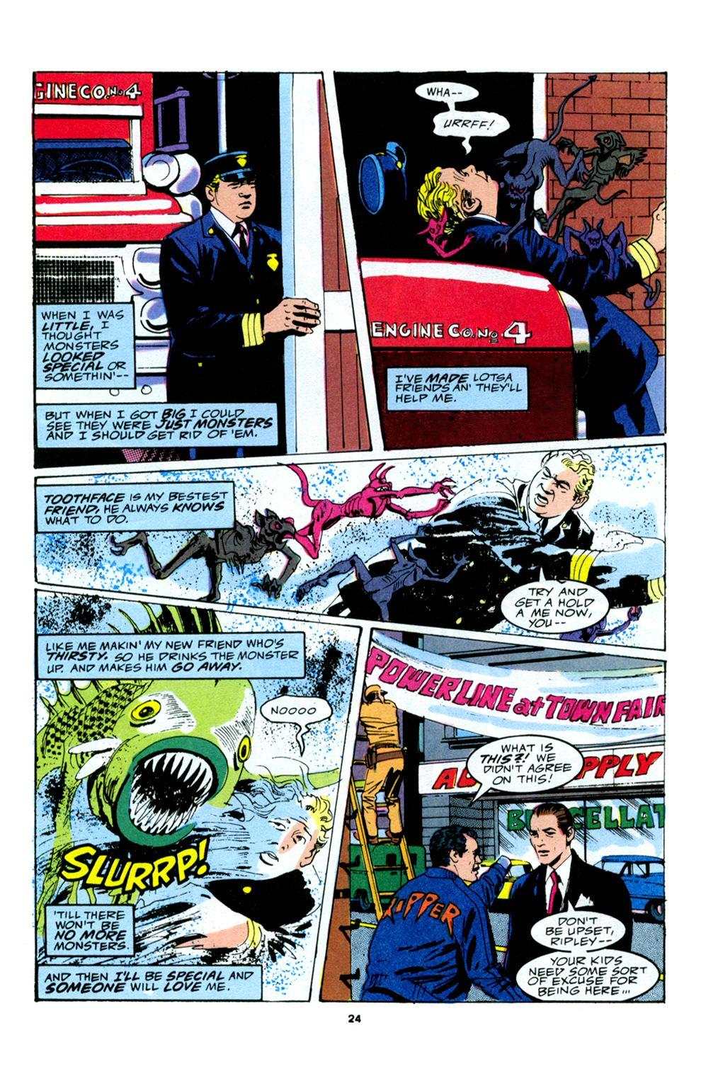 Read online Powerline comic -  Issue #5 - 26