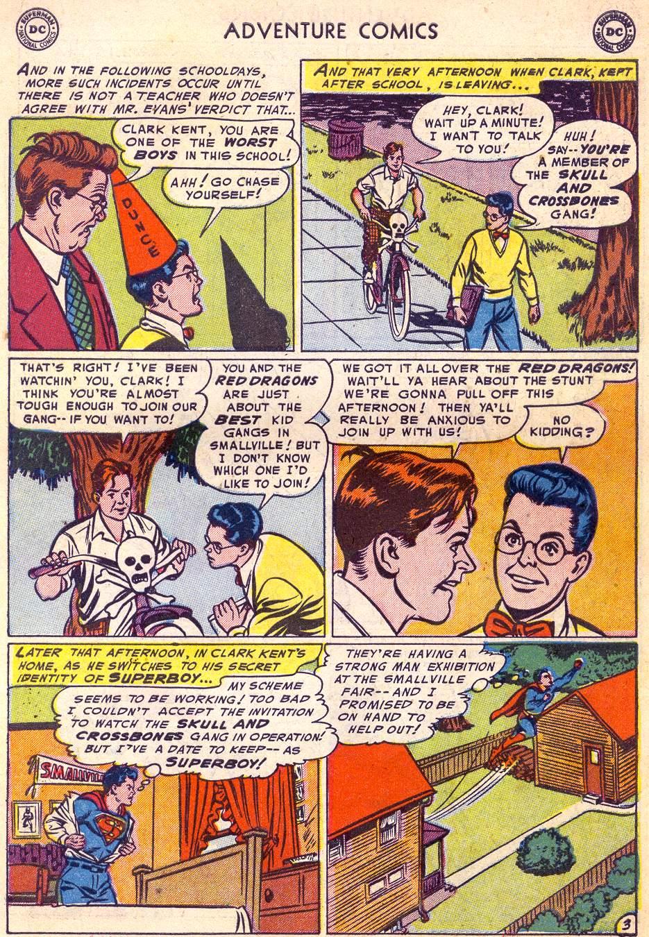 Read online Adventure Comics (1938) comic -  Issue #197 - 5