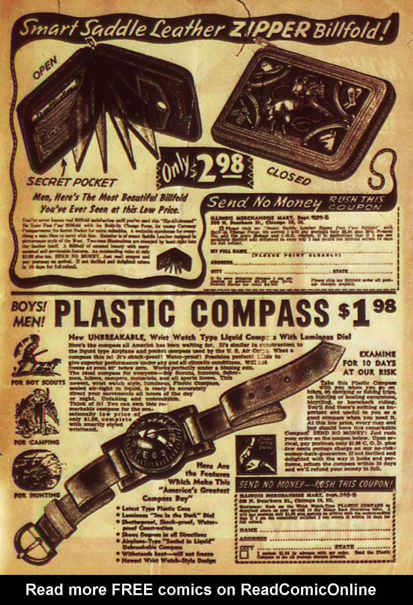 Read online Adventure Comics (1938) comic -  Issue #105 - 51