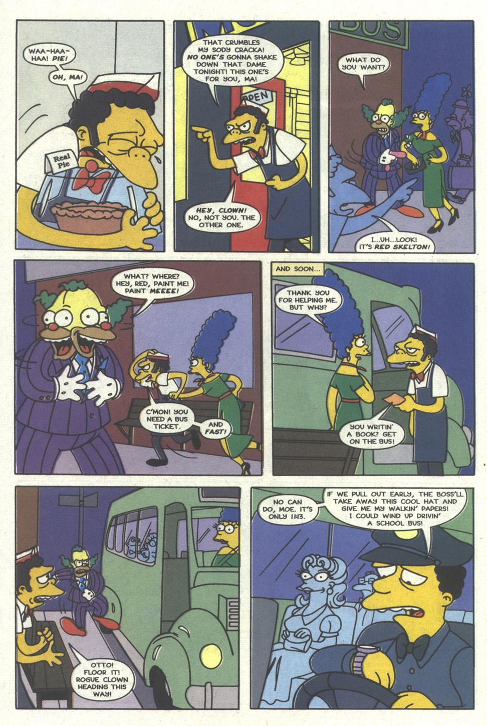 Read online Simpsons Comics comic -  Issue #17 - 27