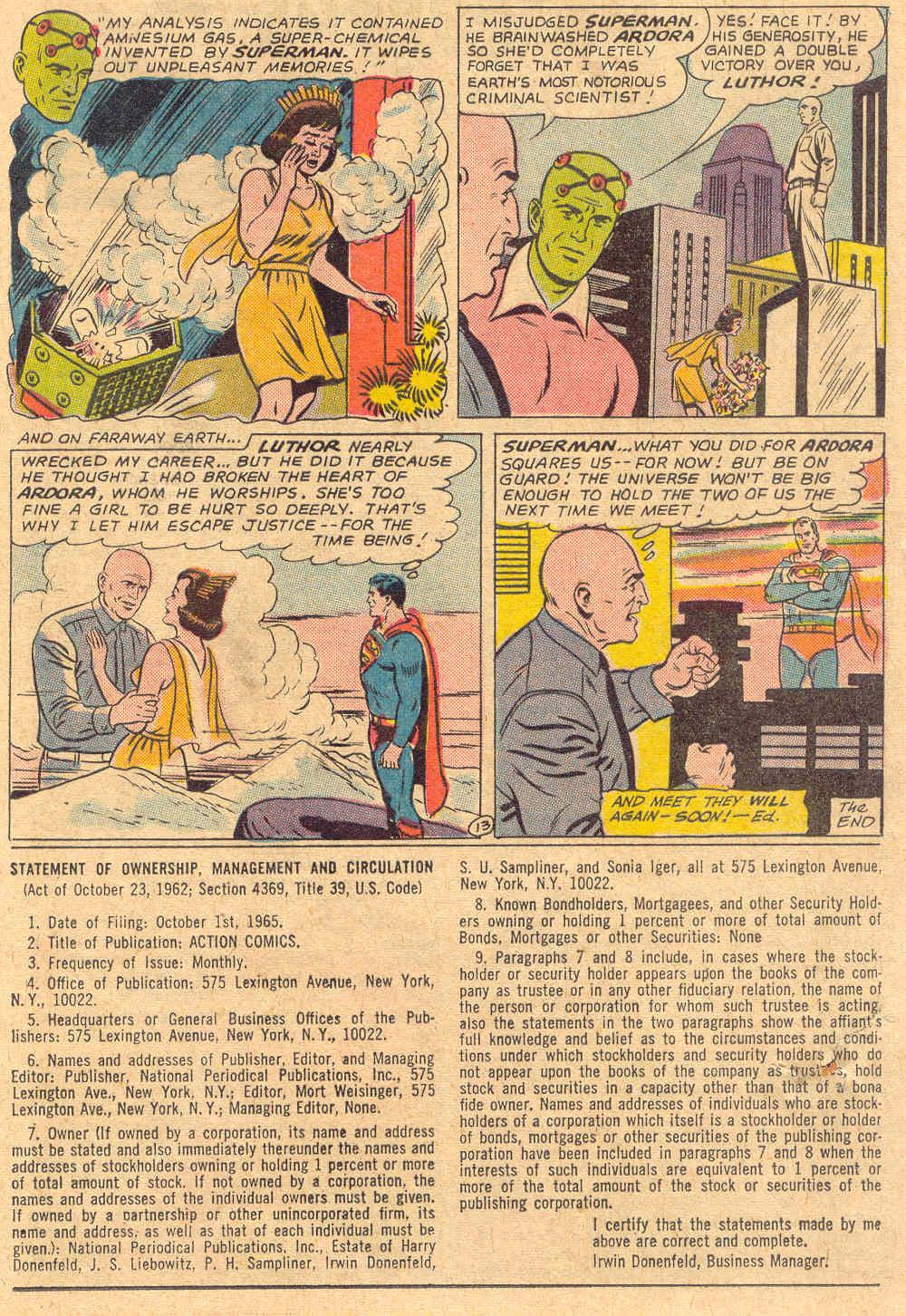 Action Comics (1938) 335 Page 16