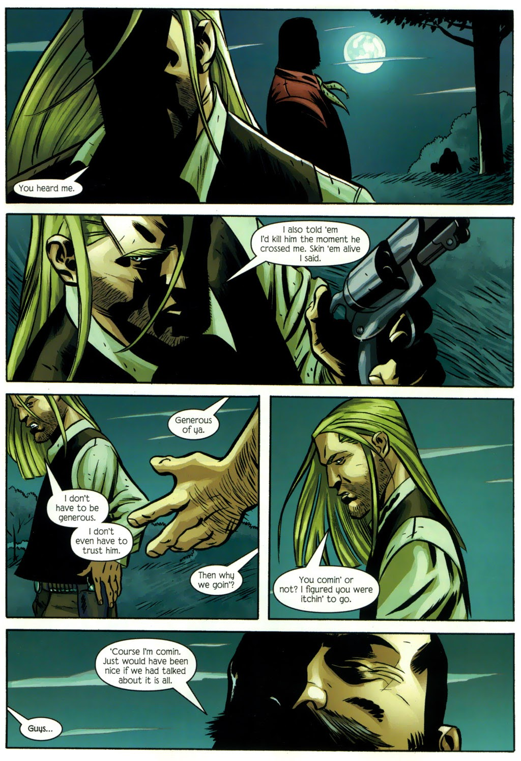 Read online The Ballad of Sleeping Beauty comic -  Issue #3 - 11