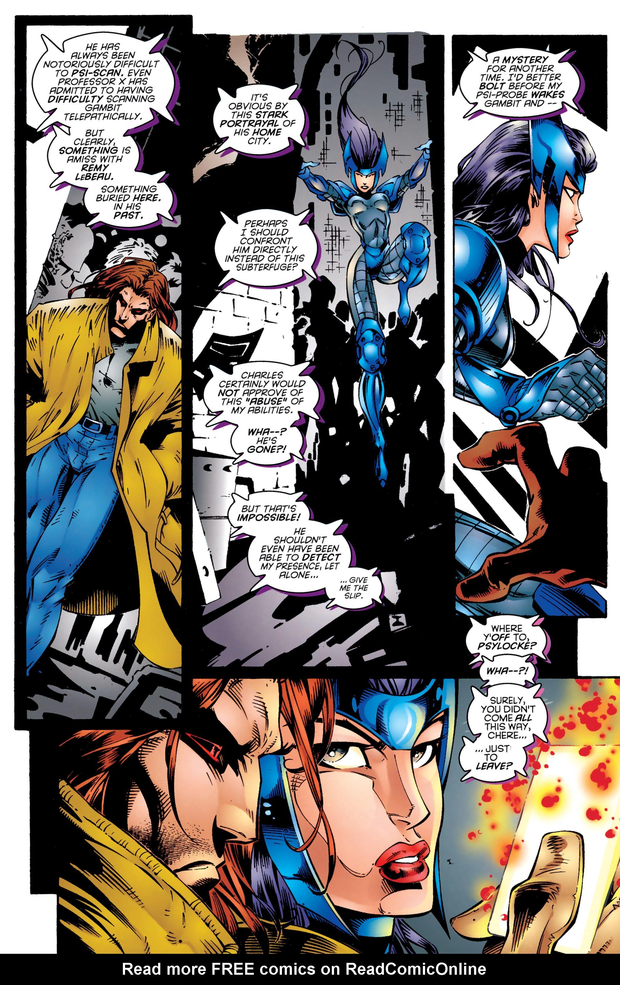 Read online Uncanny X-Men (1963) comic -  Issue #324 - 4