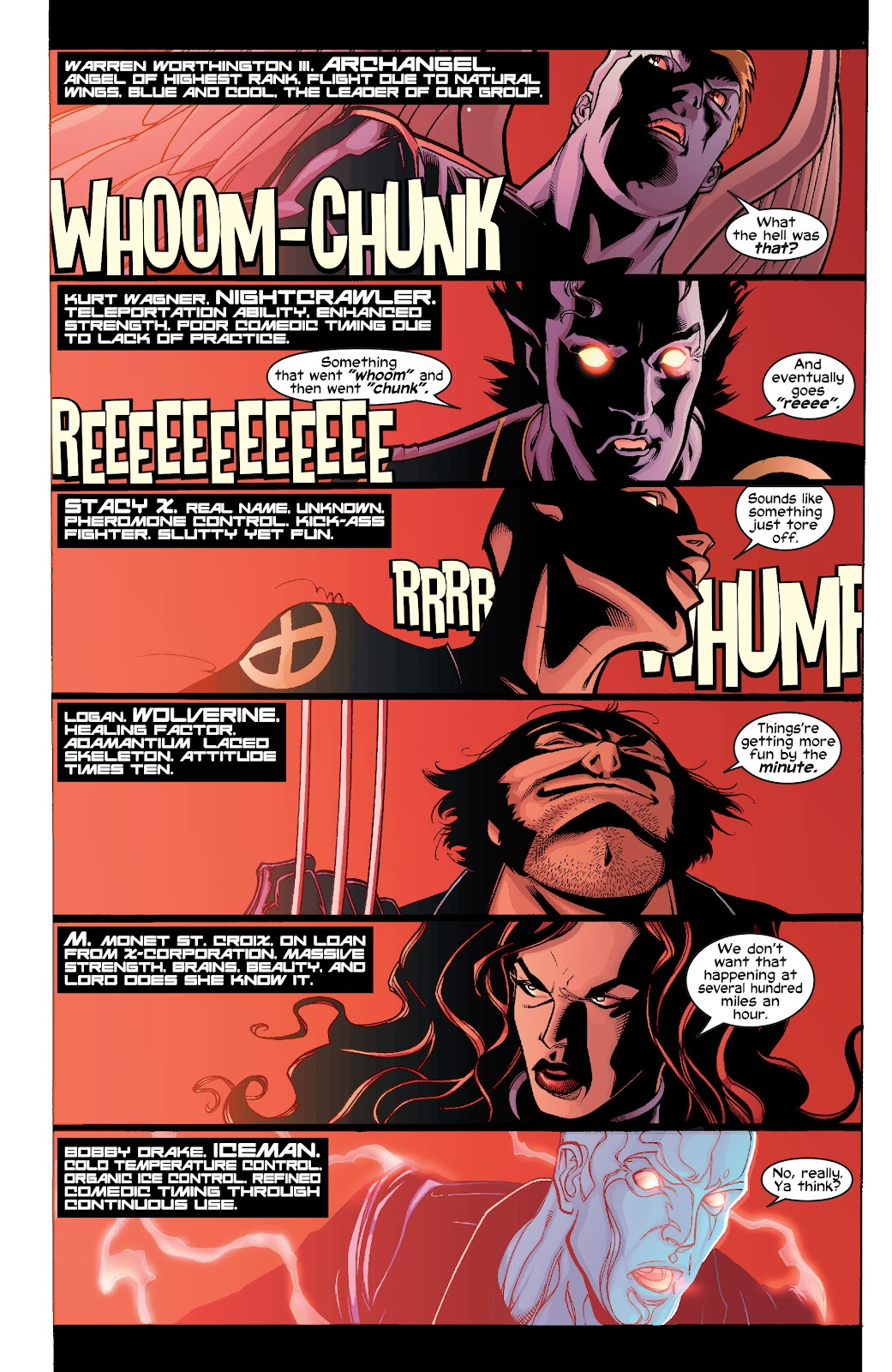 Read online X-Men: Unstoppable comic -  Issue # TPB (Part 1) - 13