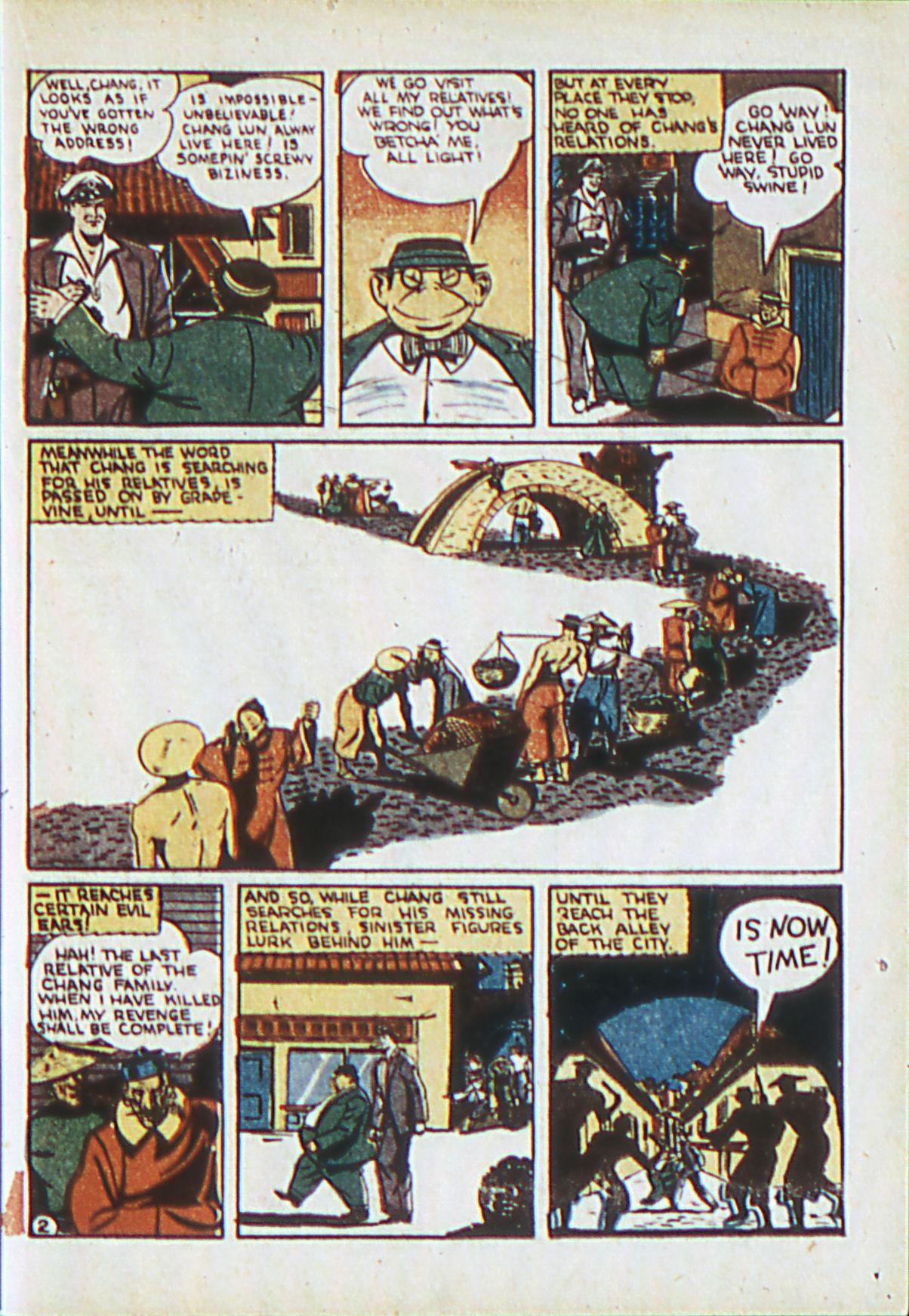 Read online Adventure Comics (1938) comic -  Issue #62 - 26
