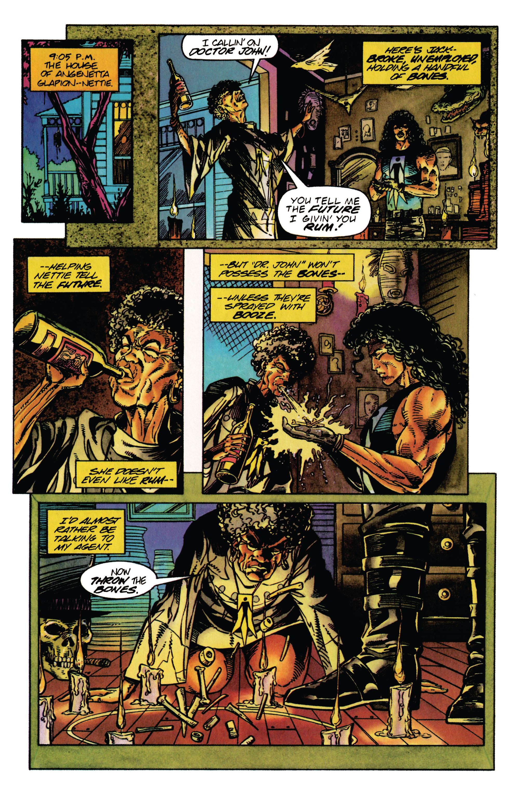 Read online Shadowman (1992) comic -  Issue #28 - 10
