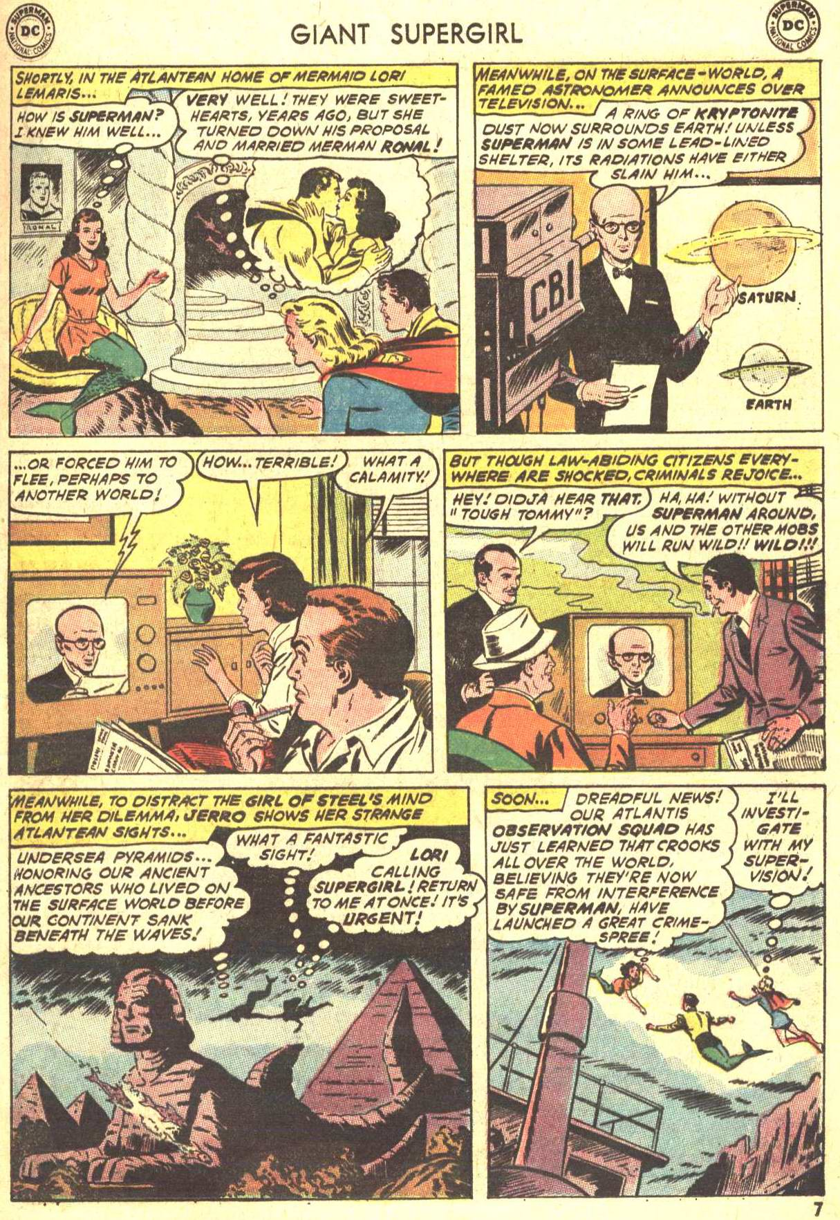 Read online Action Comics (1938) comic -  Issue #360 - 8