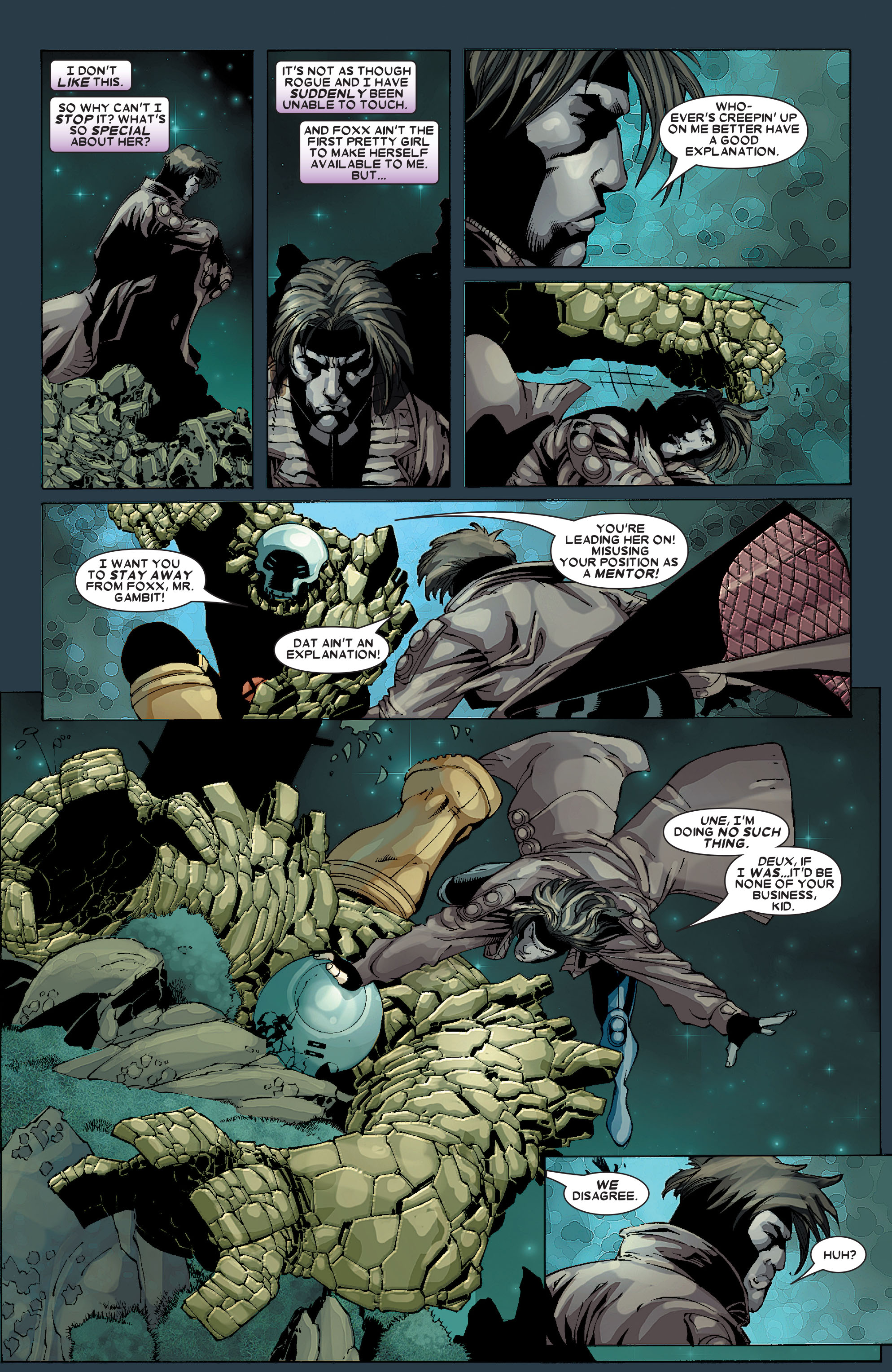 X-Men (1991) 172 Page 10