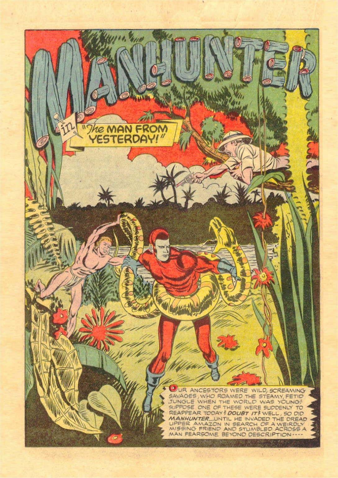 Read online Adventure Comics (1938) comic -  Issue #87 - 43