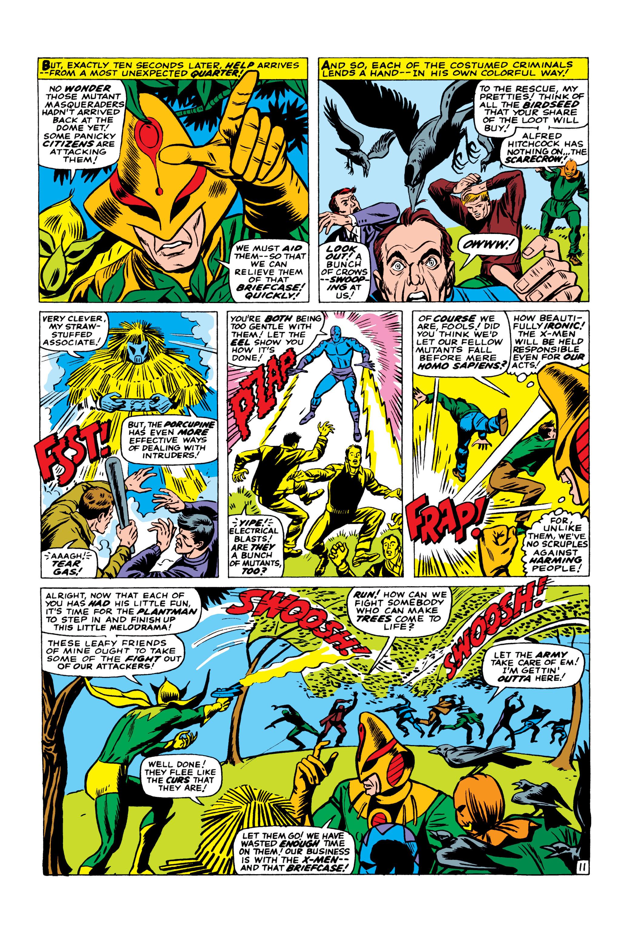Read online Uncanny X-Men (1963) comic -  Issue #23 - 12