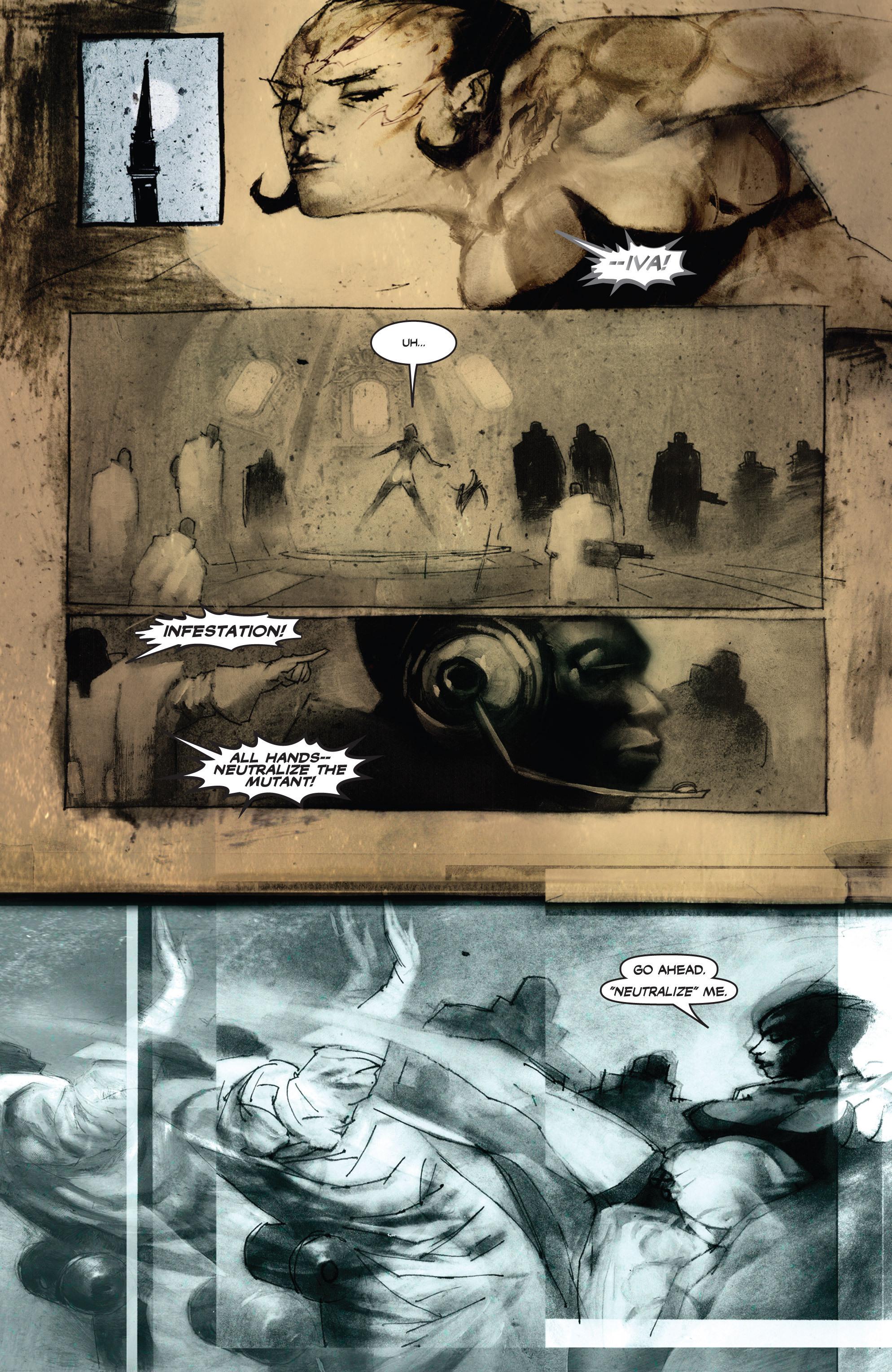 Read online Uncanny X-Men (1963) comic -  Issue #400 - 16