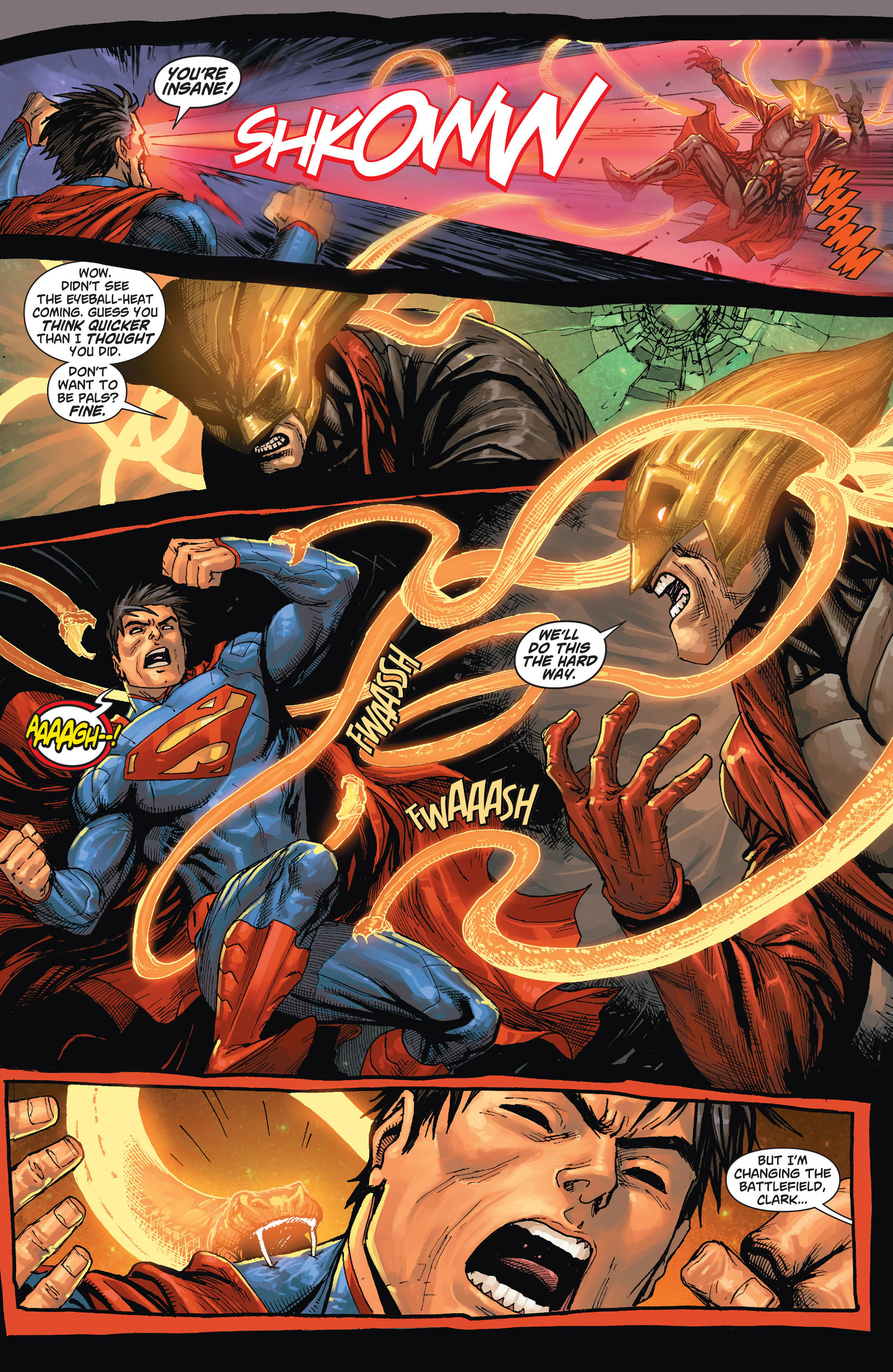 Read online Action Comics (2011) comic -  Issue #24 - 10