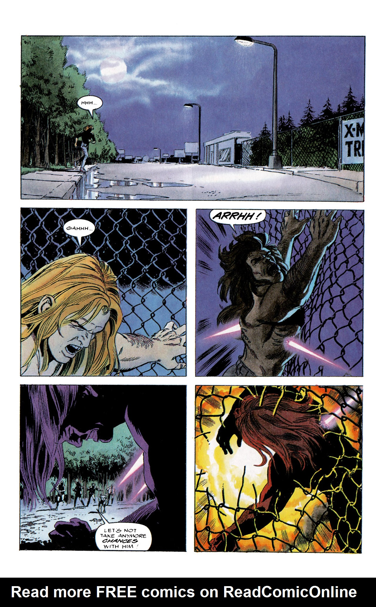 Read online Harbinger (1992) comic -  Issue #4 - 17