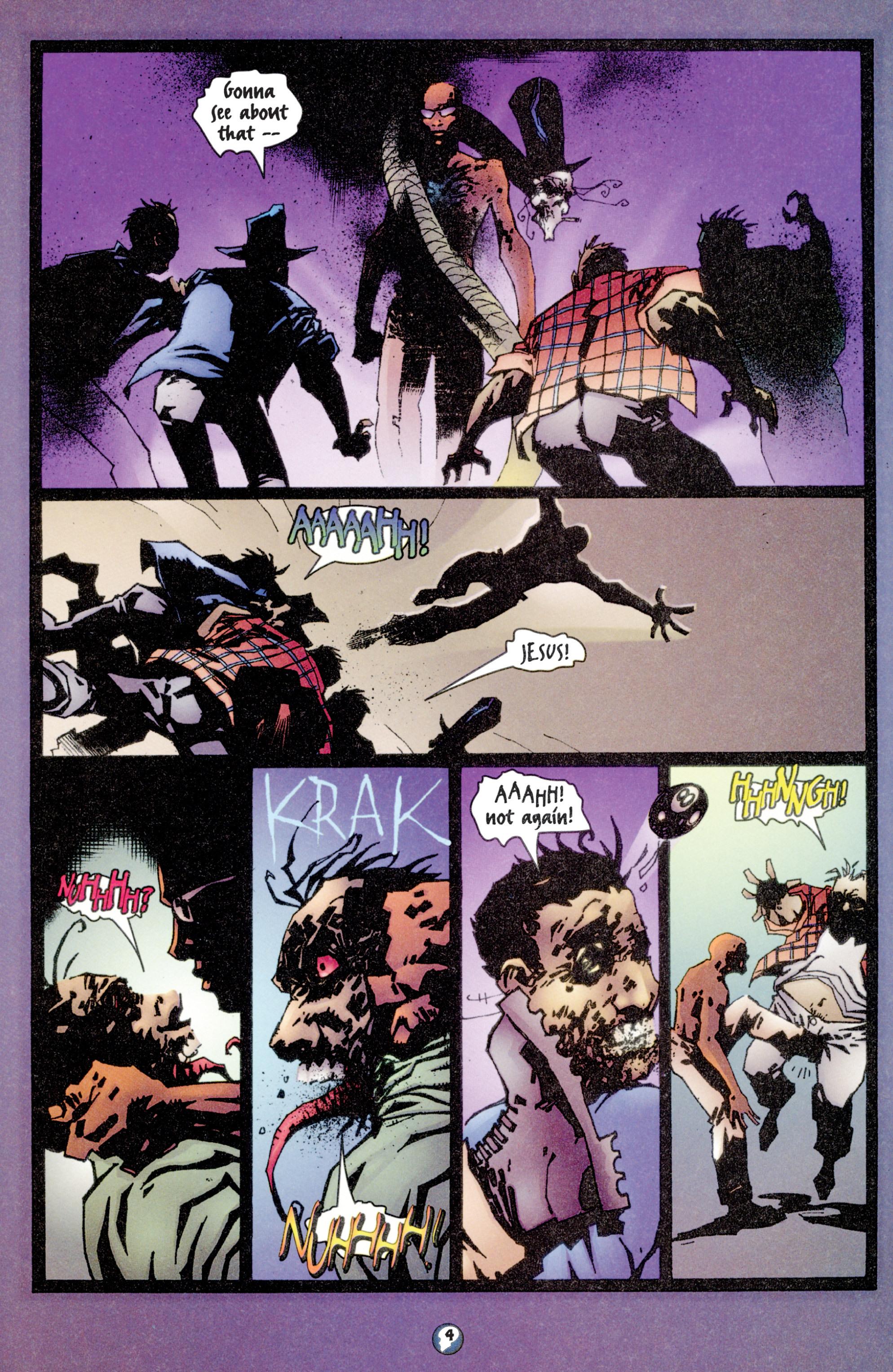 Read online Shadowman (1997) comic -  Issue #4 - 5
