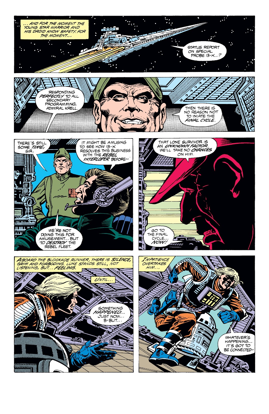 Read online Star Wars Legends: The Original Marvel Years - Epic Collection comic -  Issue # TPB 3 (Part 2) - 27