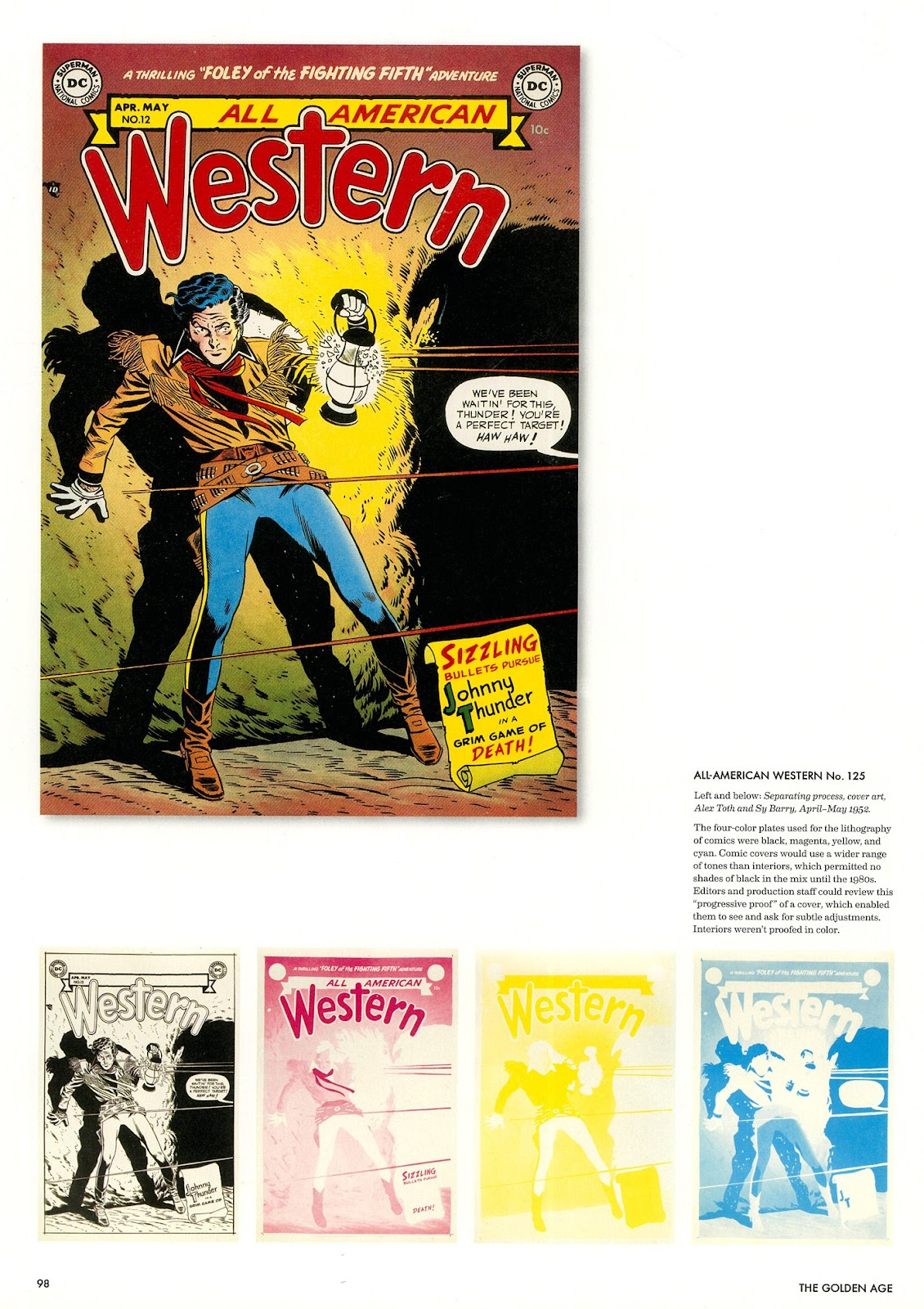 Read online 75 Years Of DC Comics comic -  Issue # TPB (Part 2) - 8
